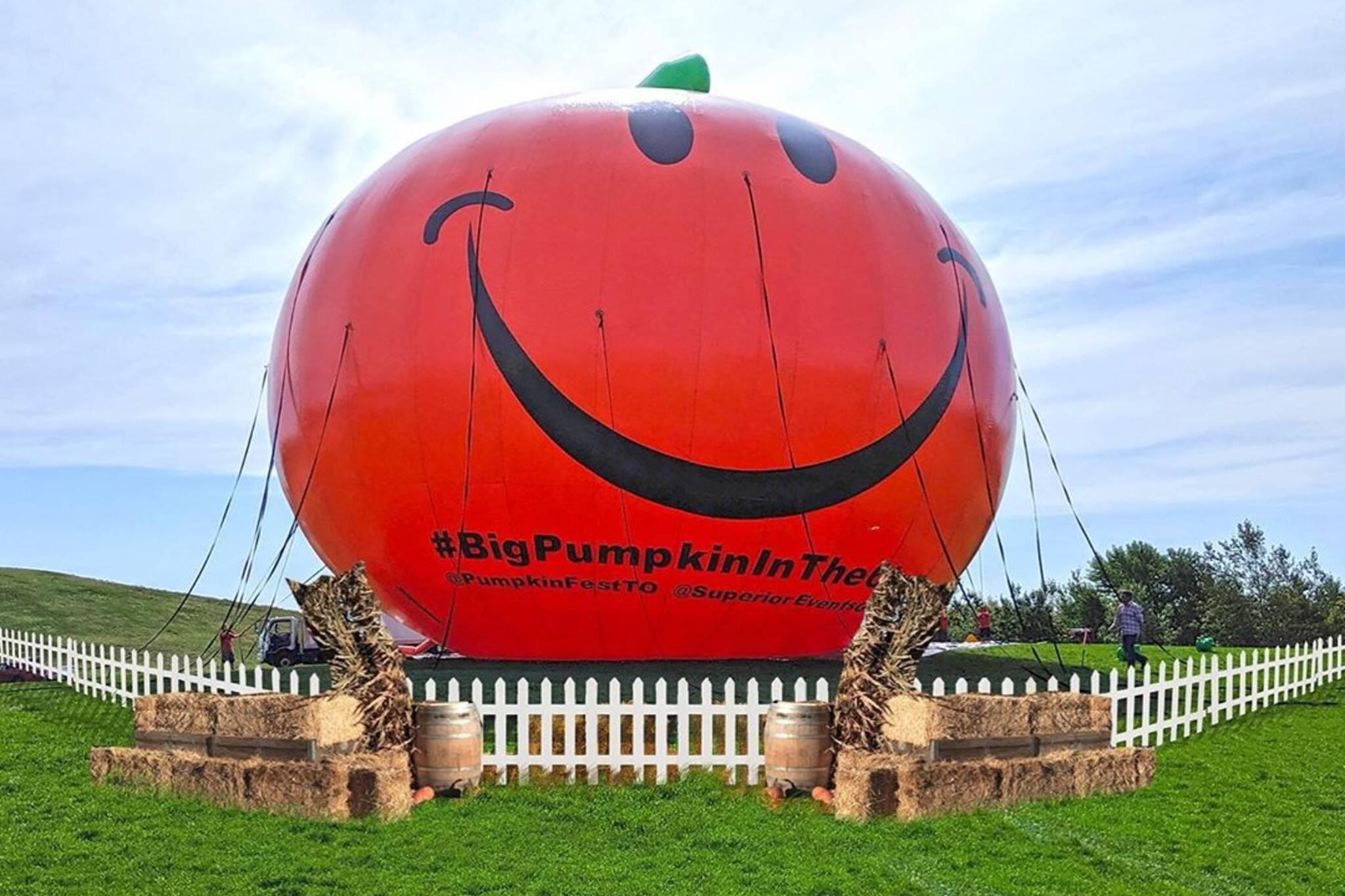 toronto pumpkinfest
