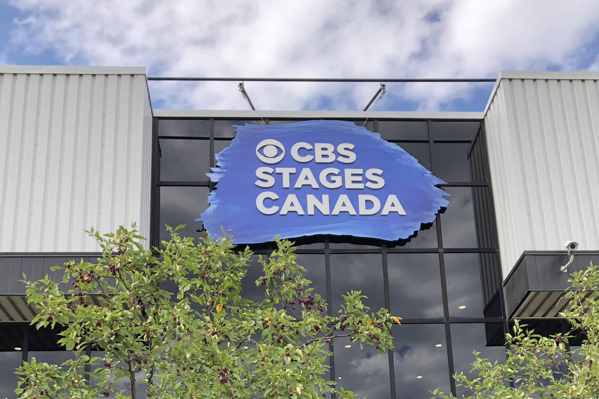cbs studios canada