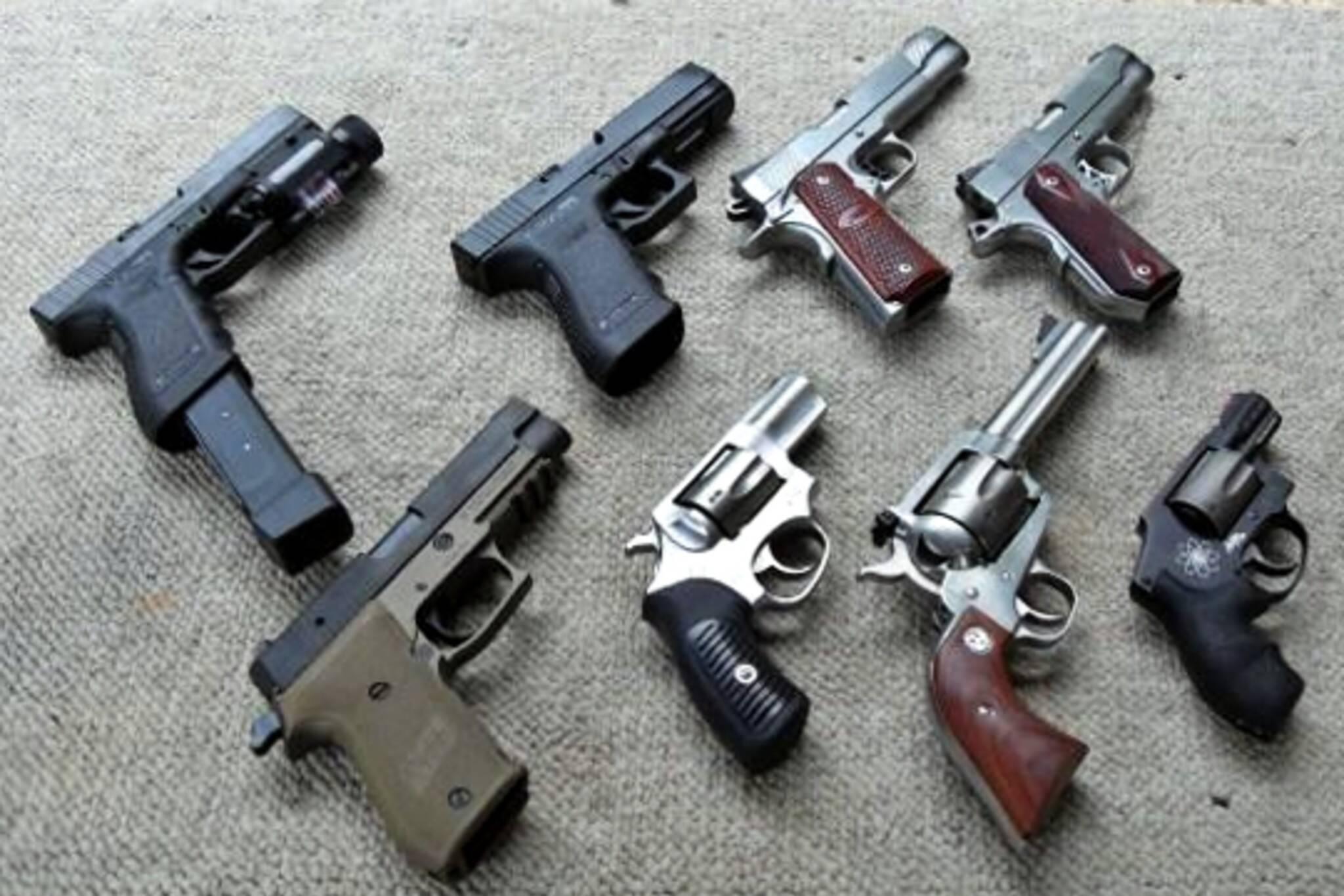 handgun ban canada