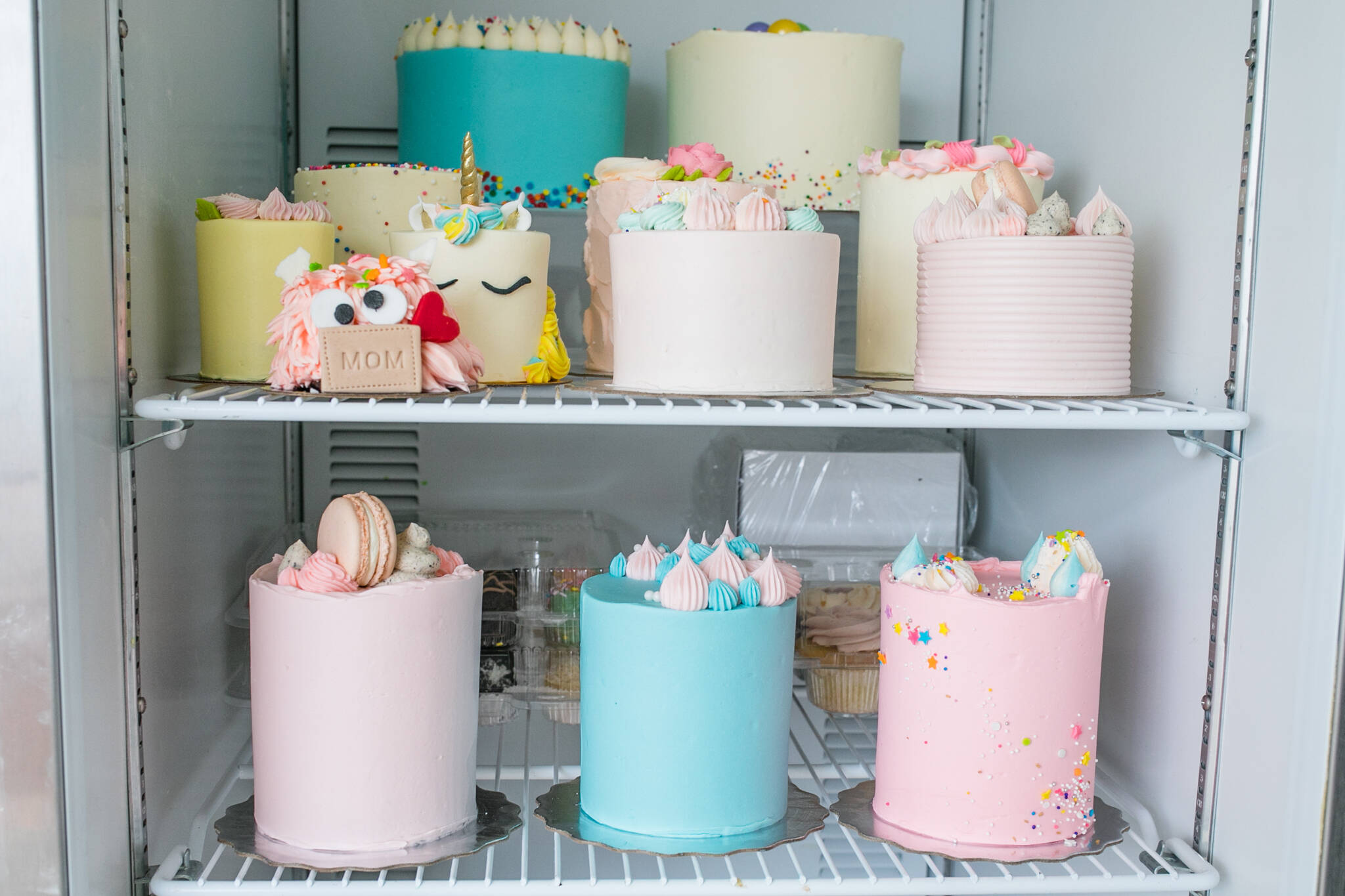 cake delivery healthcare workers