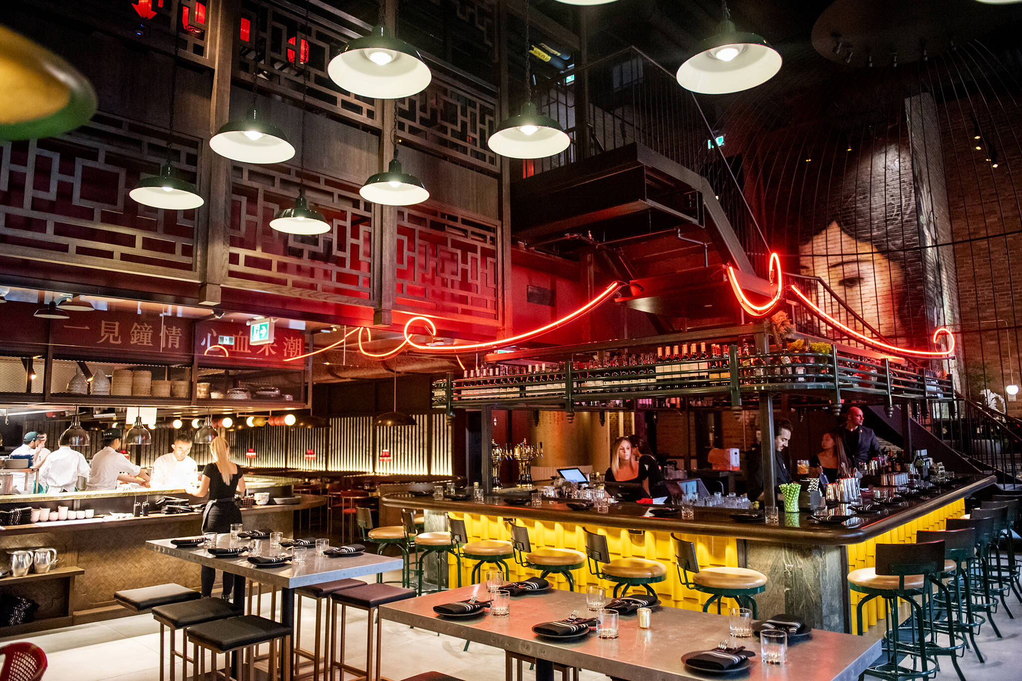restaurants toronto interior design