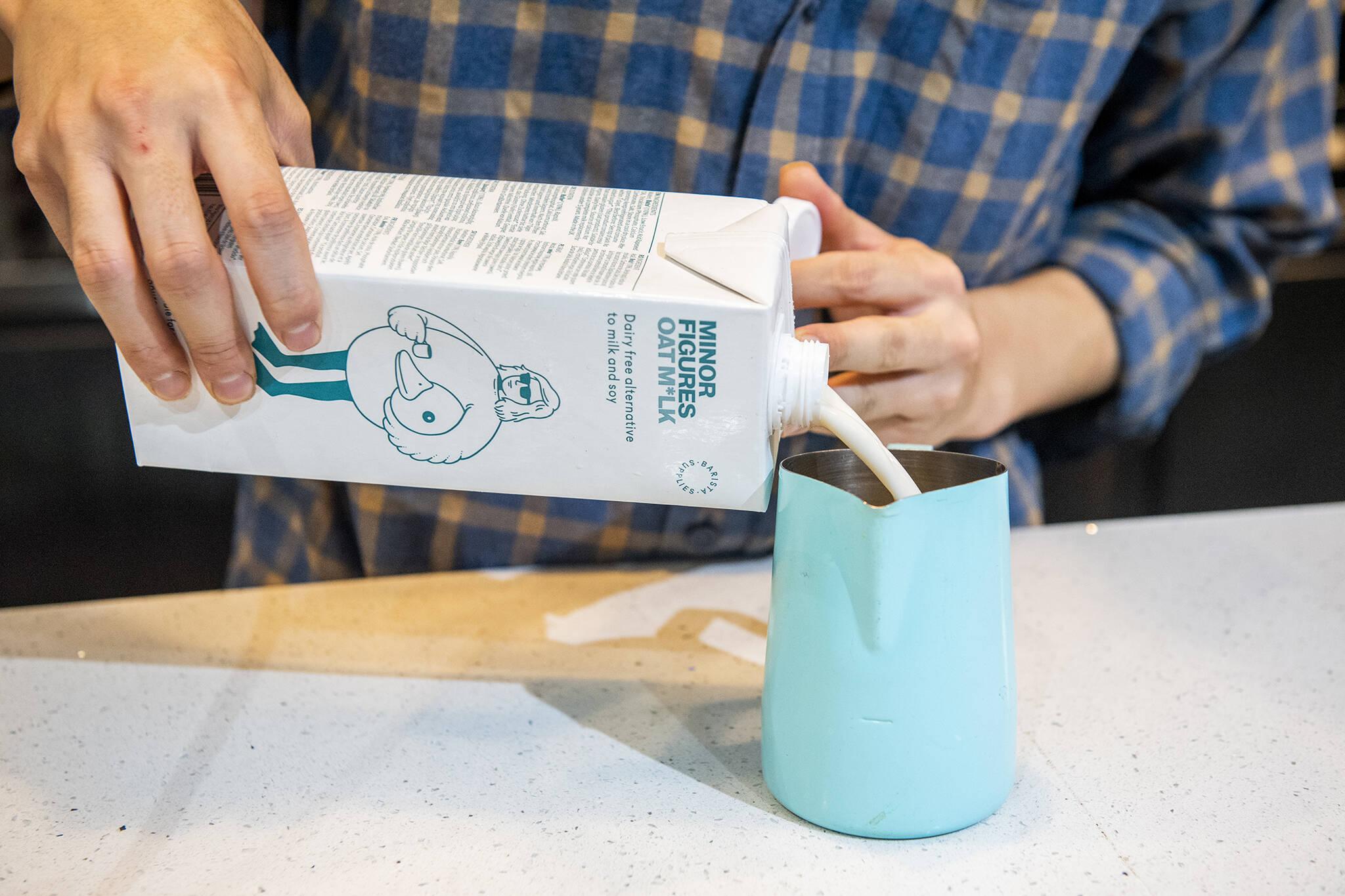 oat milk toronto