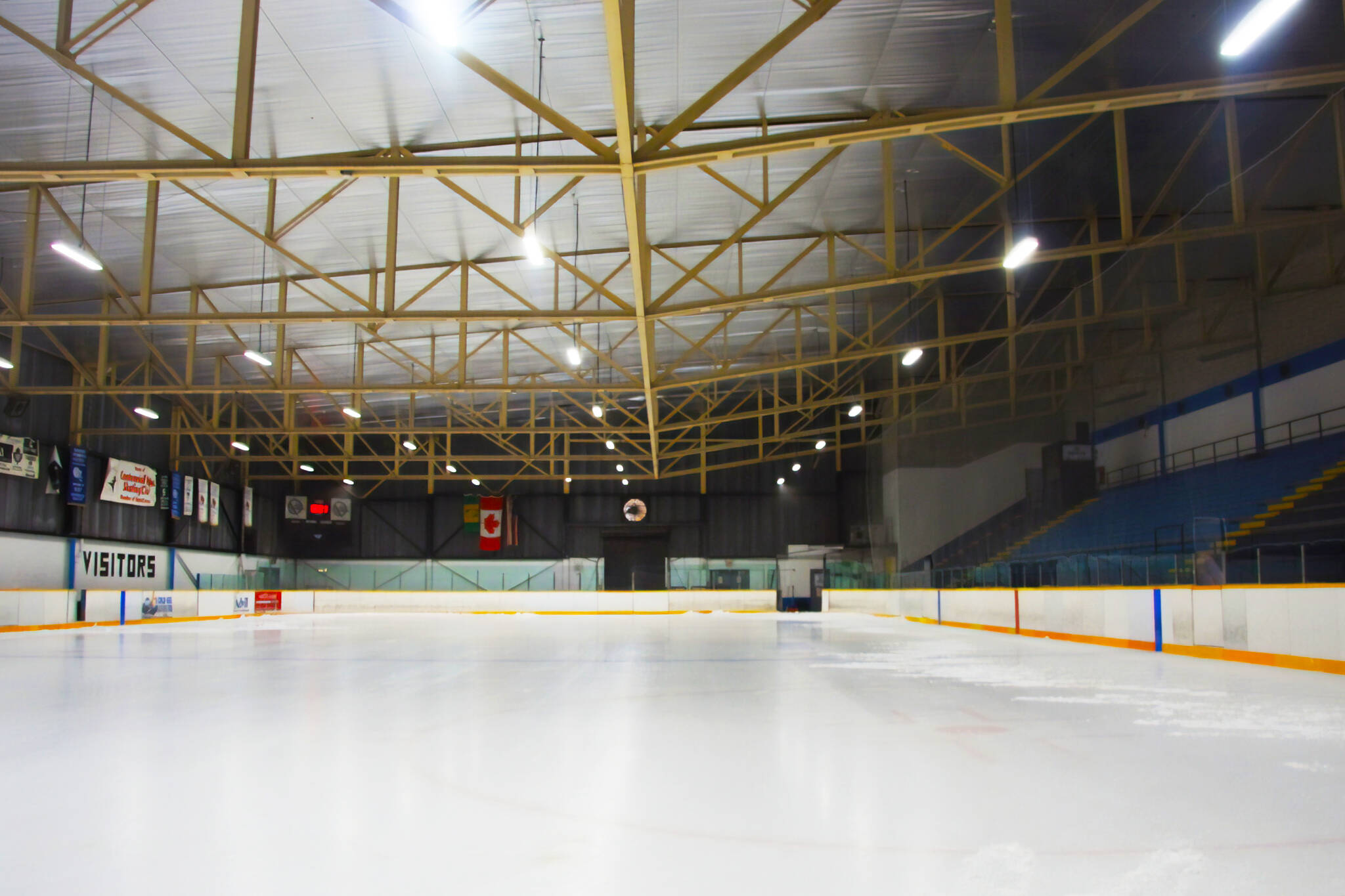 ice rinks toronto