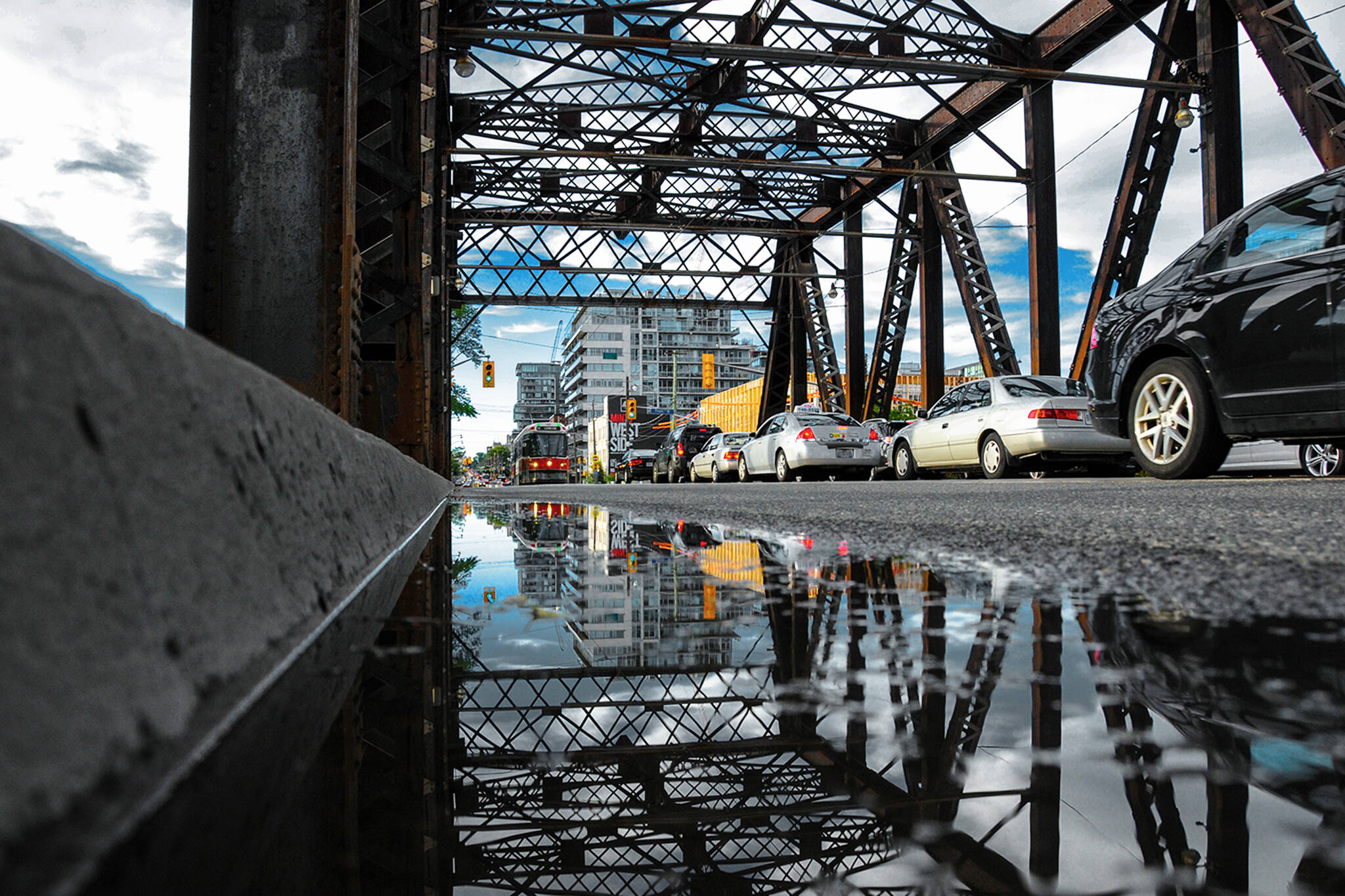 Toronto automated cars