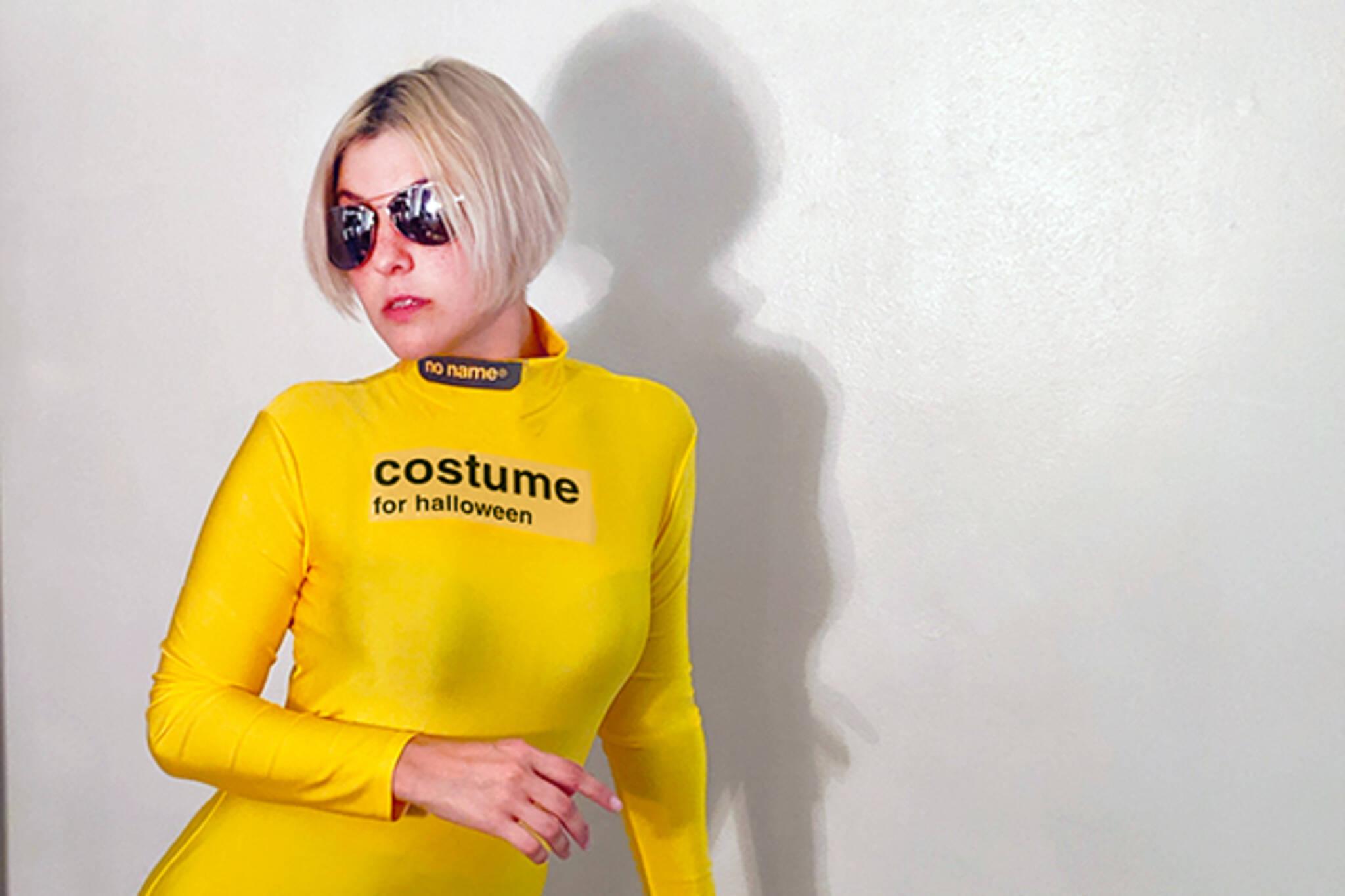 no name halloween costume