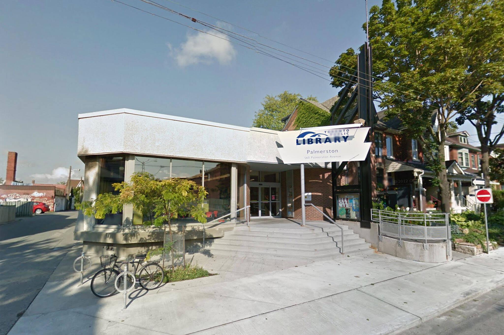 meghan murphy toronto public library