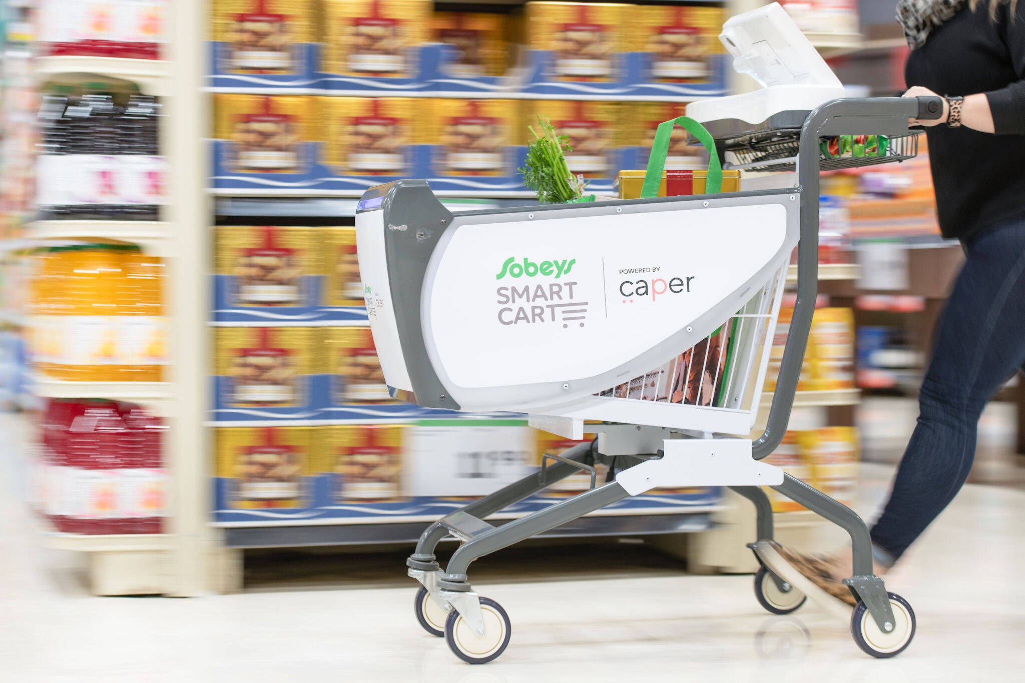 sobeys smart cart