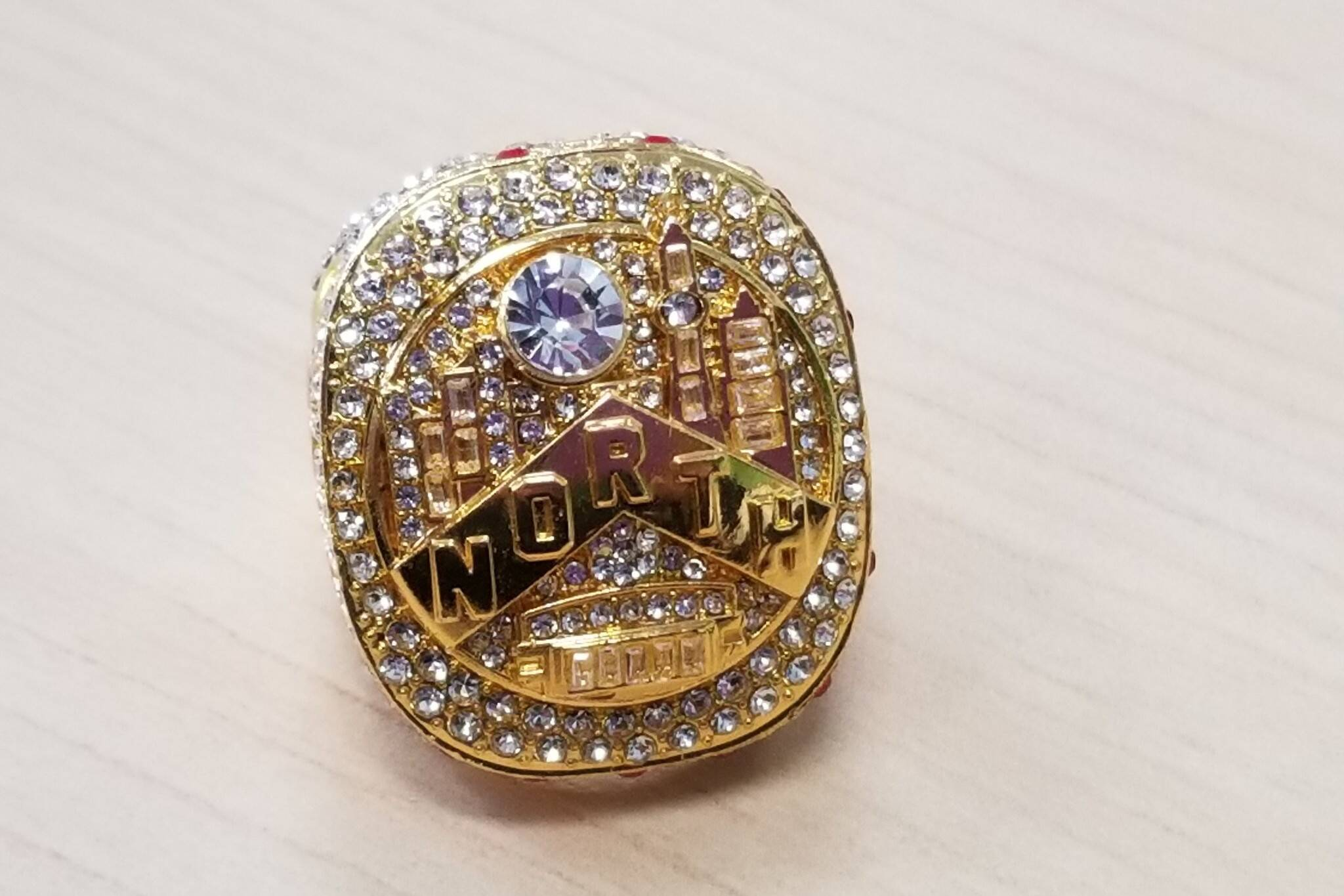 raptors 2019 nba champs replica ring