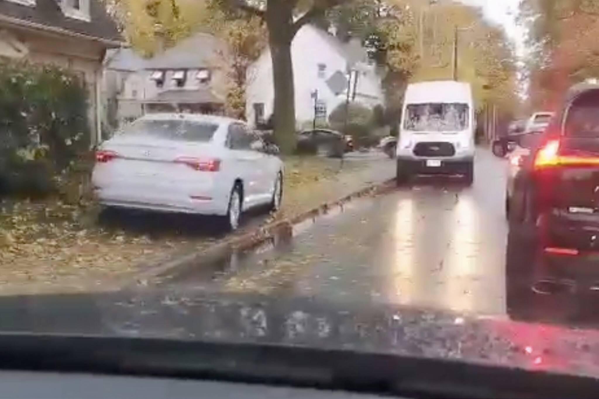 toronto driver video