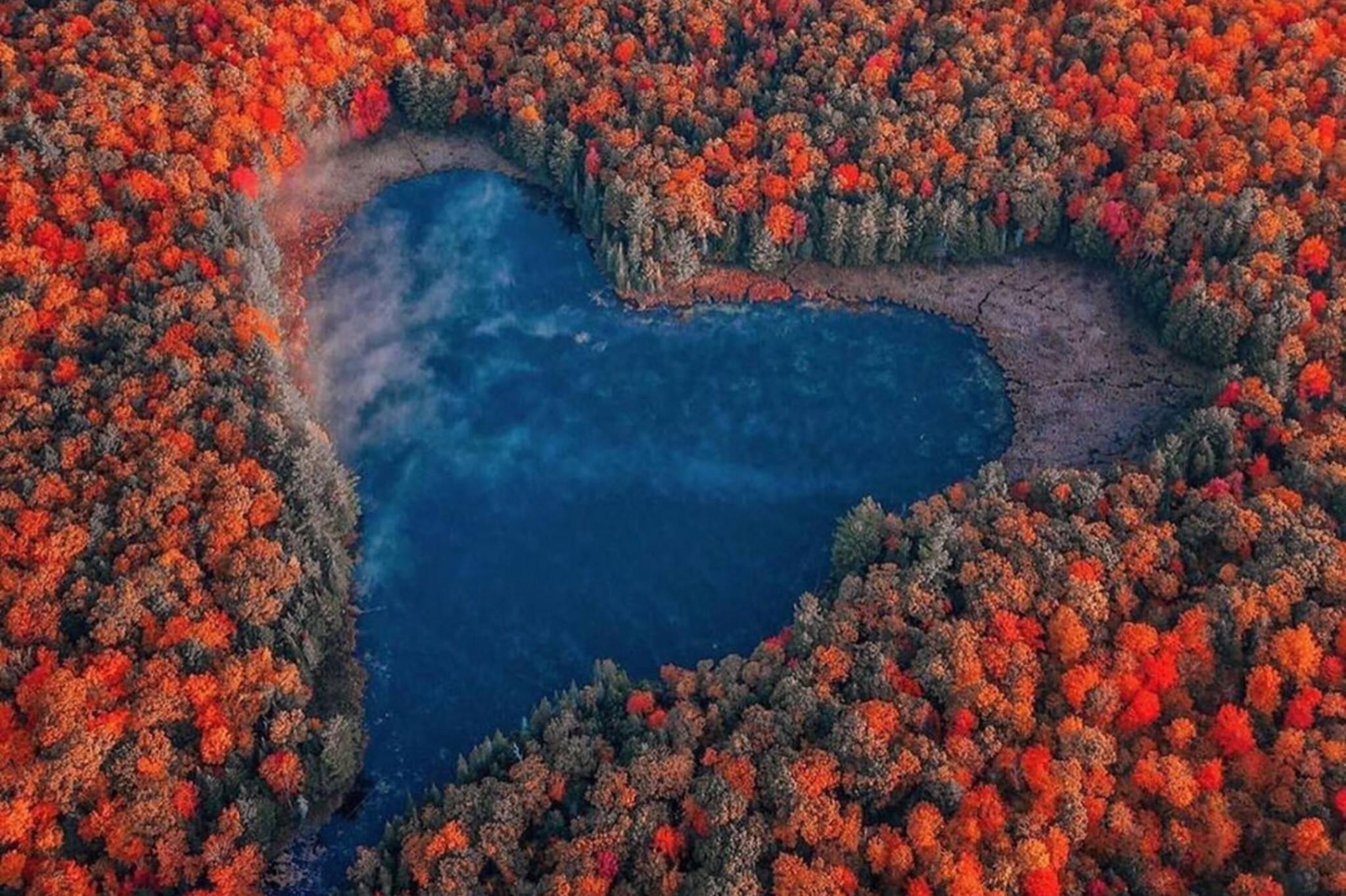 heart lake ompah