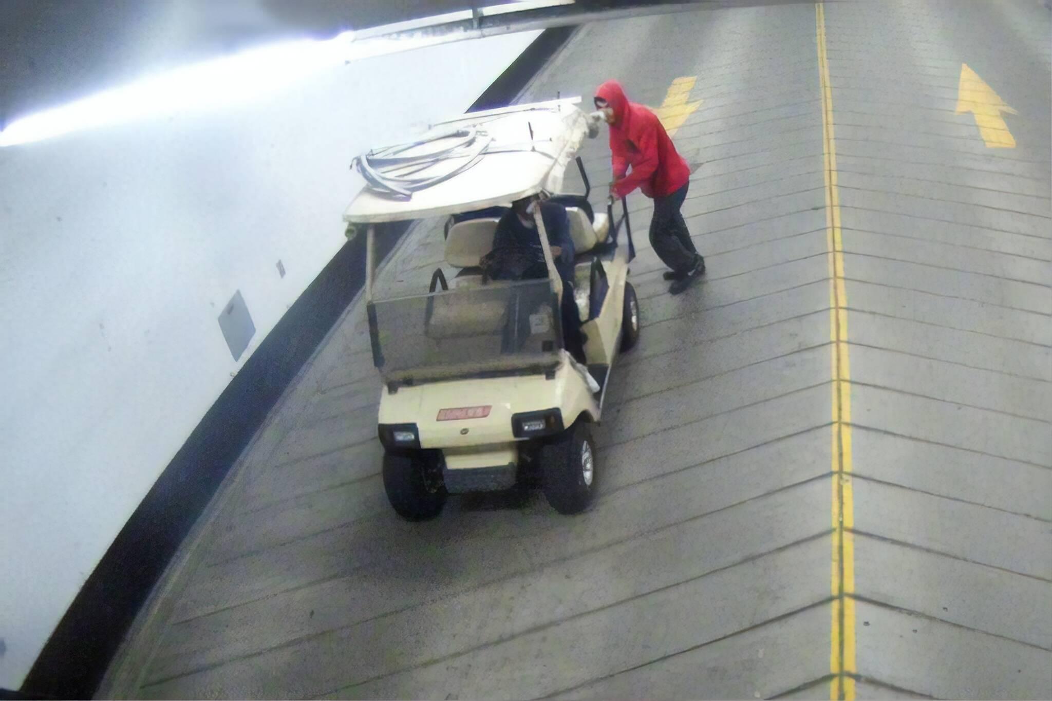 toronto golf cart