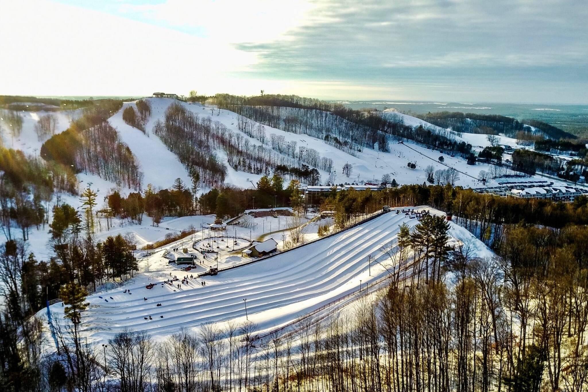 ski hills toronto