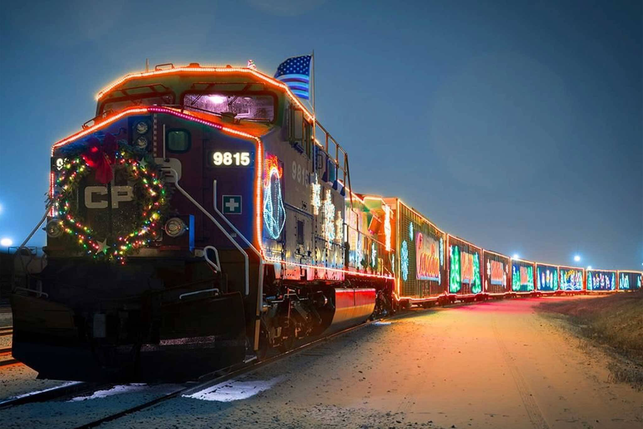 holiday train 2019