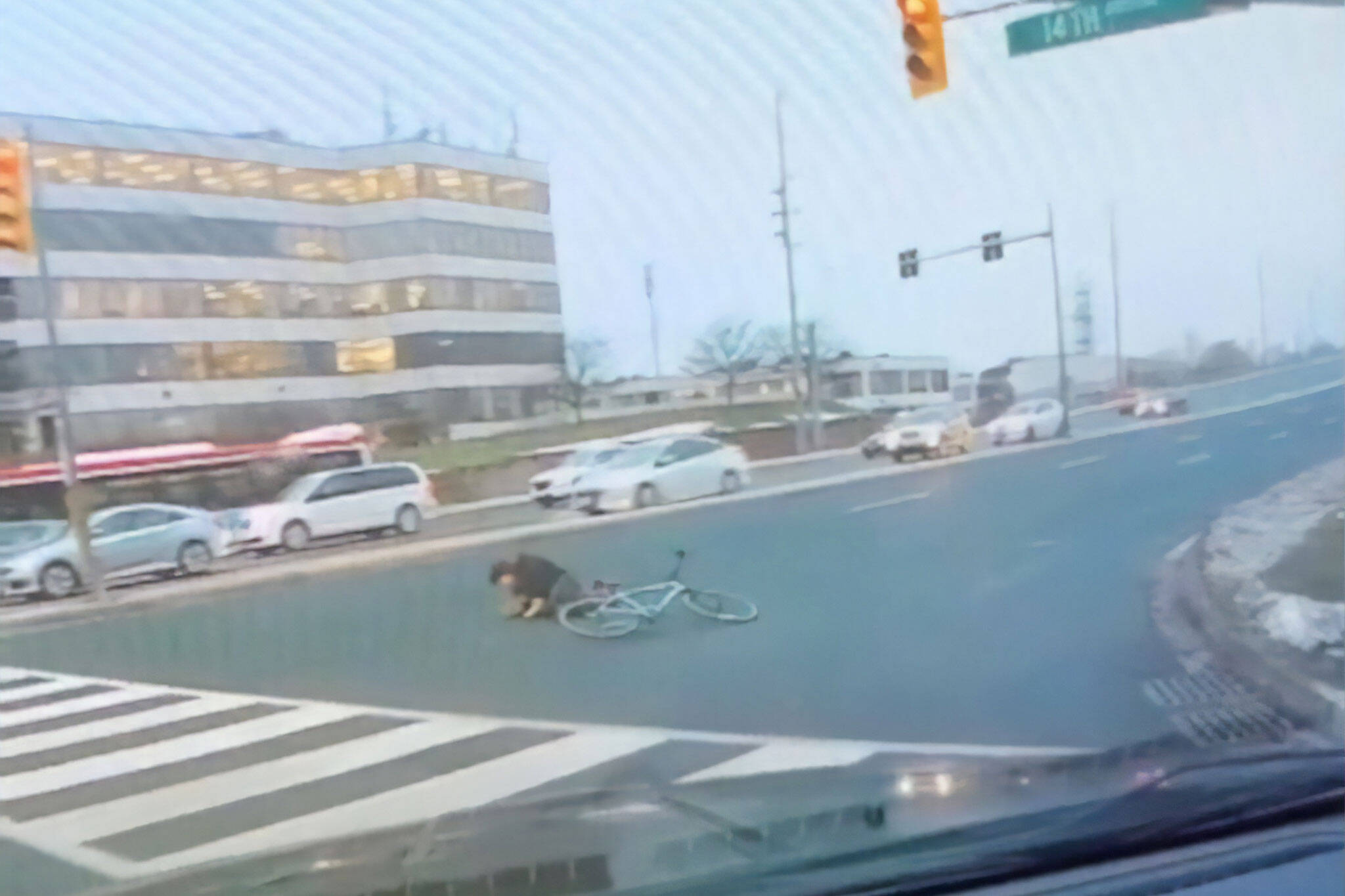 markham hit and run