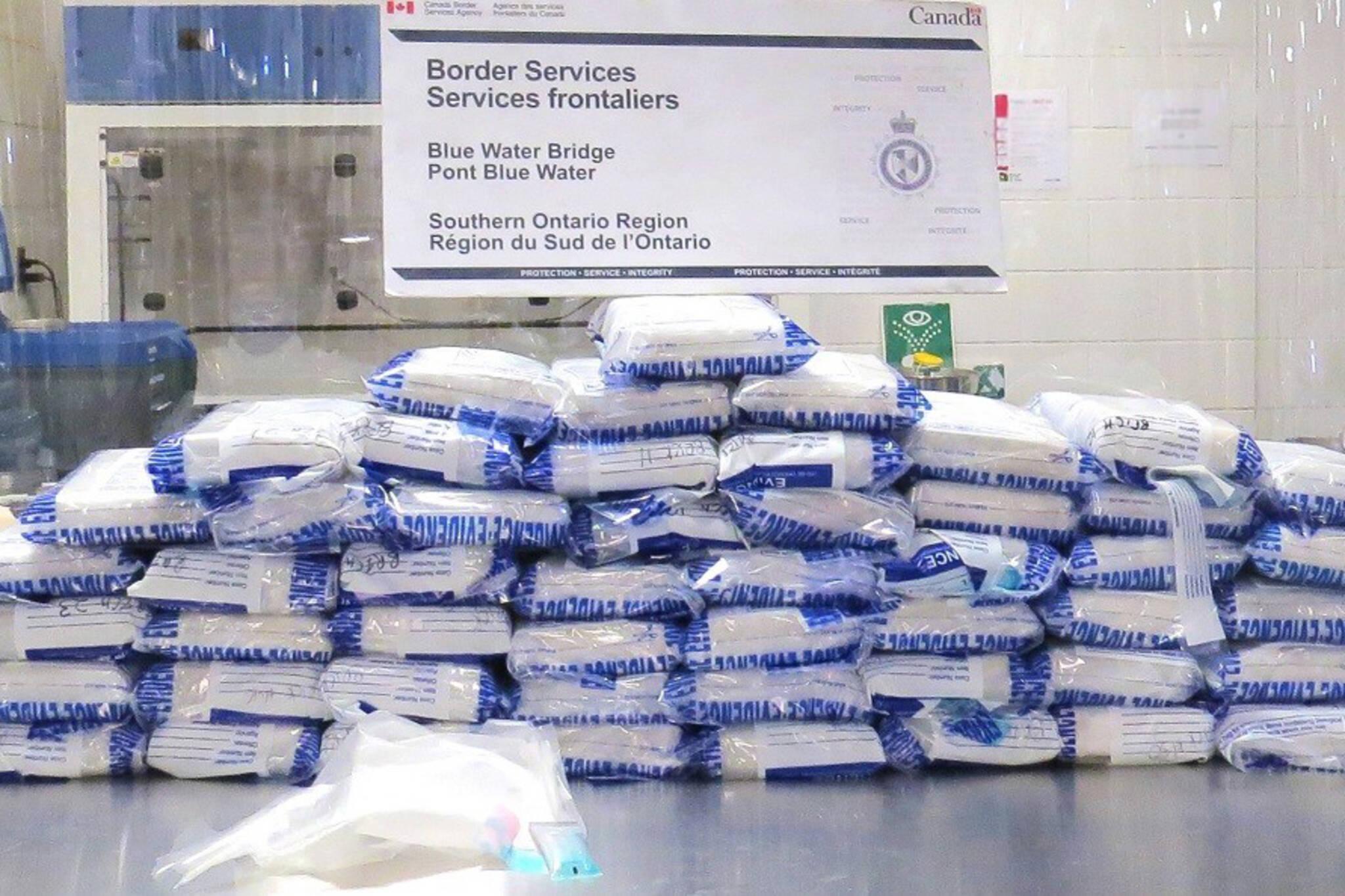 cocaine bust ontario