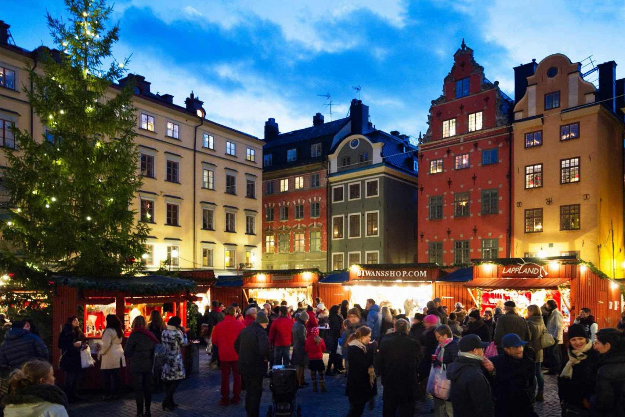 toronto swedish christmas market