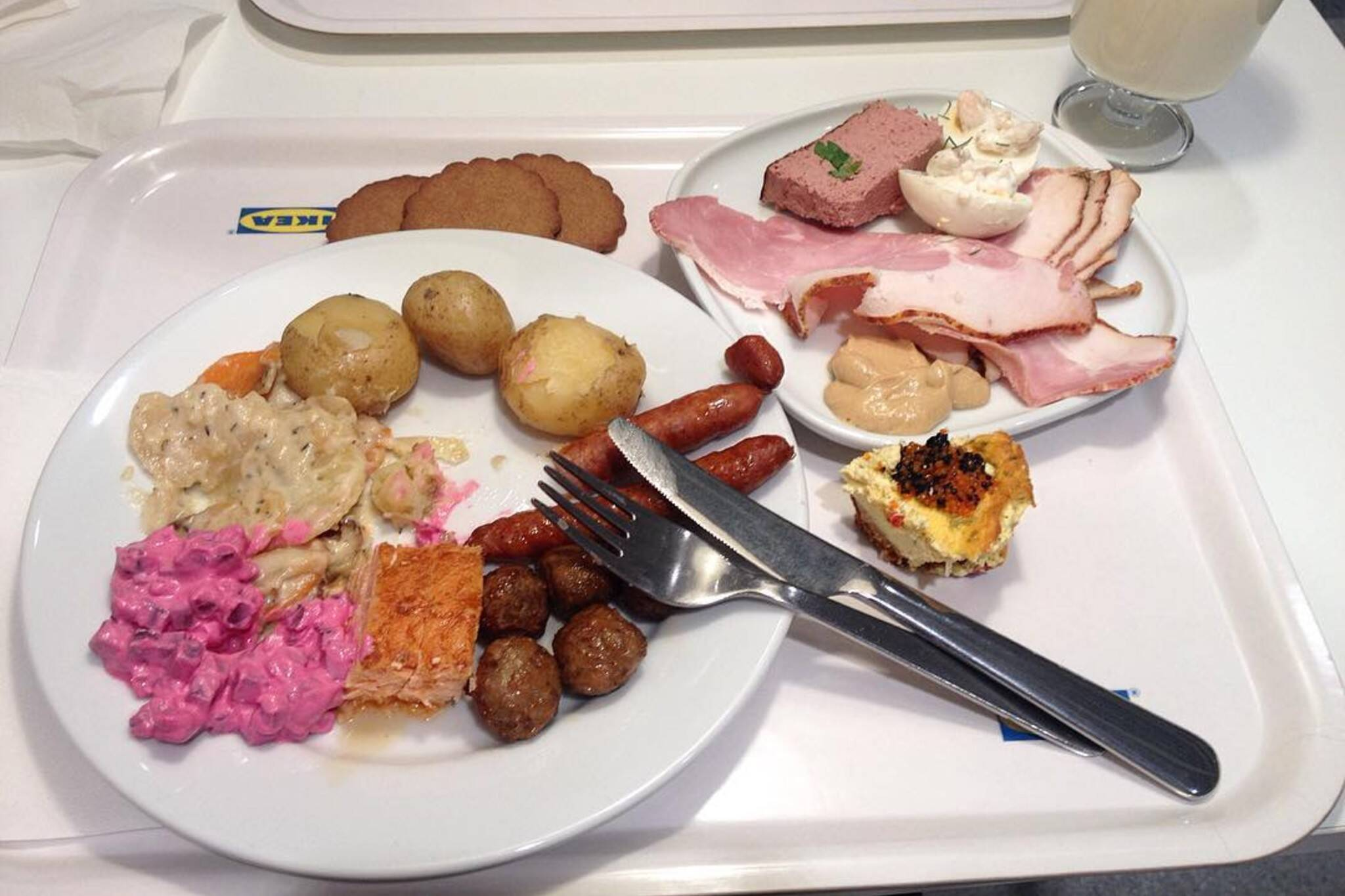 Ikea Is Offering An Ayce Holiday Buffet In Toronto This Week