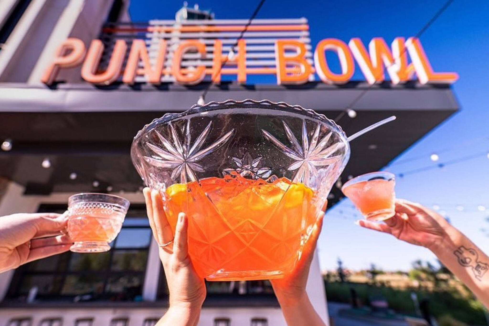 punch bowl social toronto