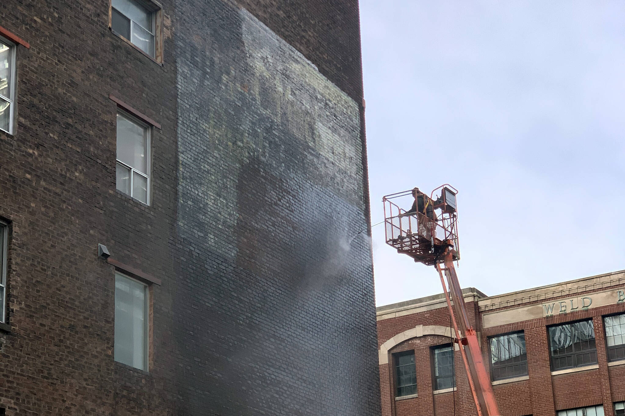 toronto ghost signs