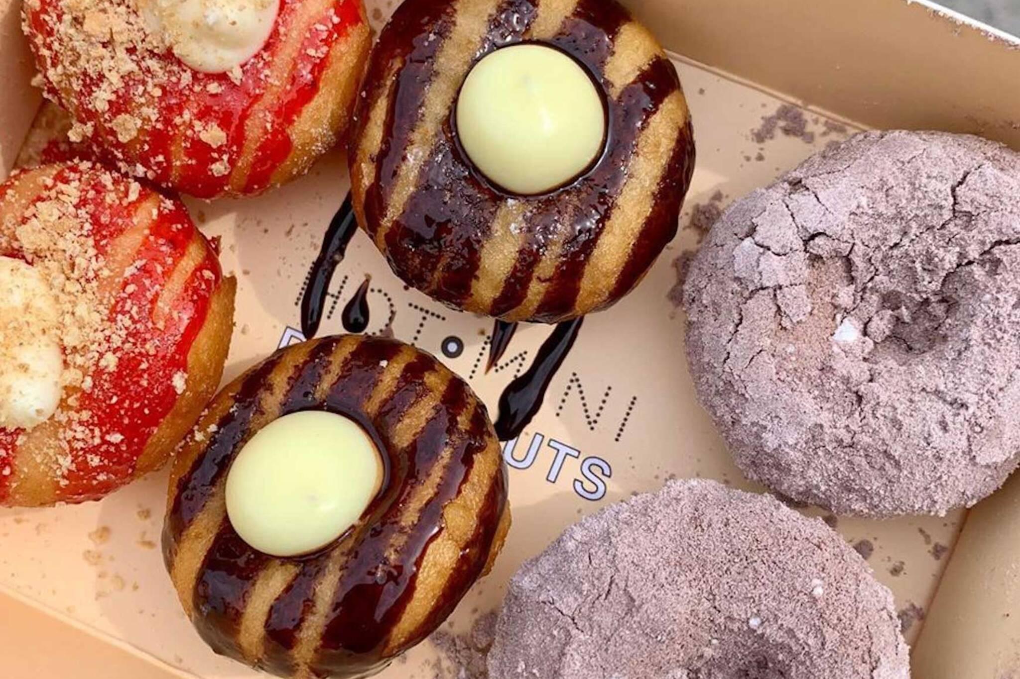 dapper doughnut toronto