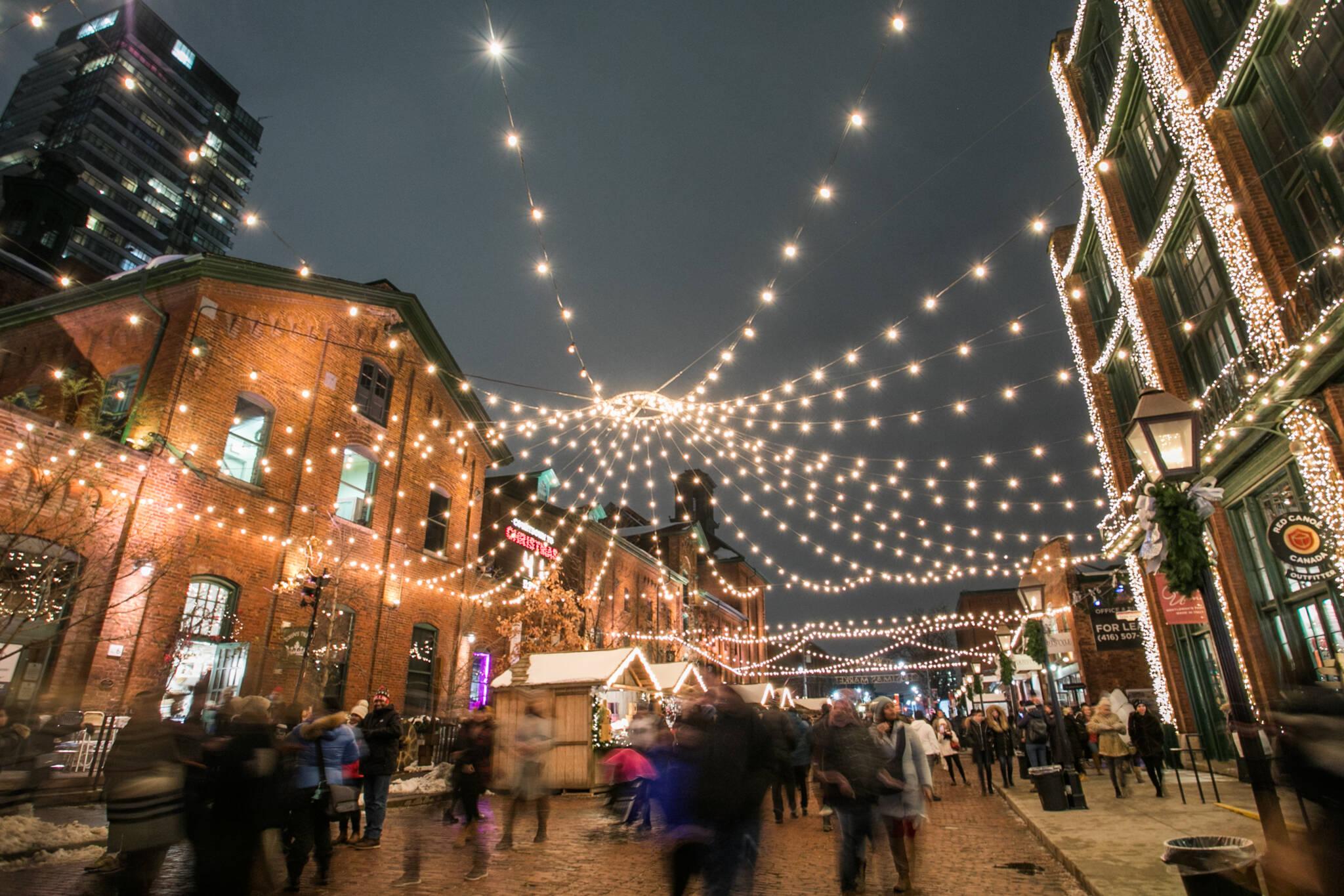 Toronto Christmas Market 2019