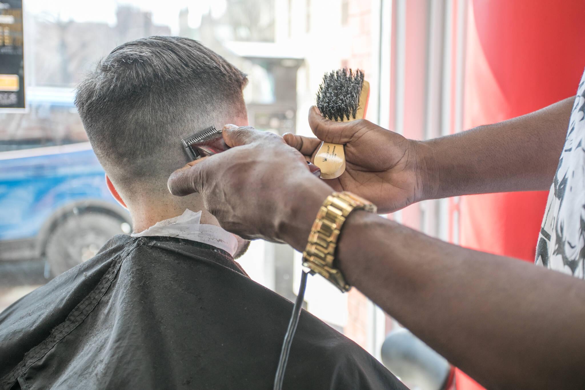 coronavirus toronto hair salons