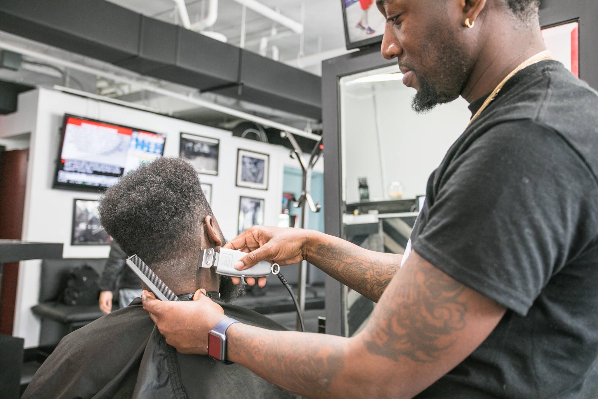 barber shop toronto