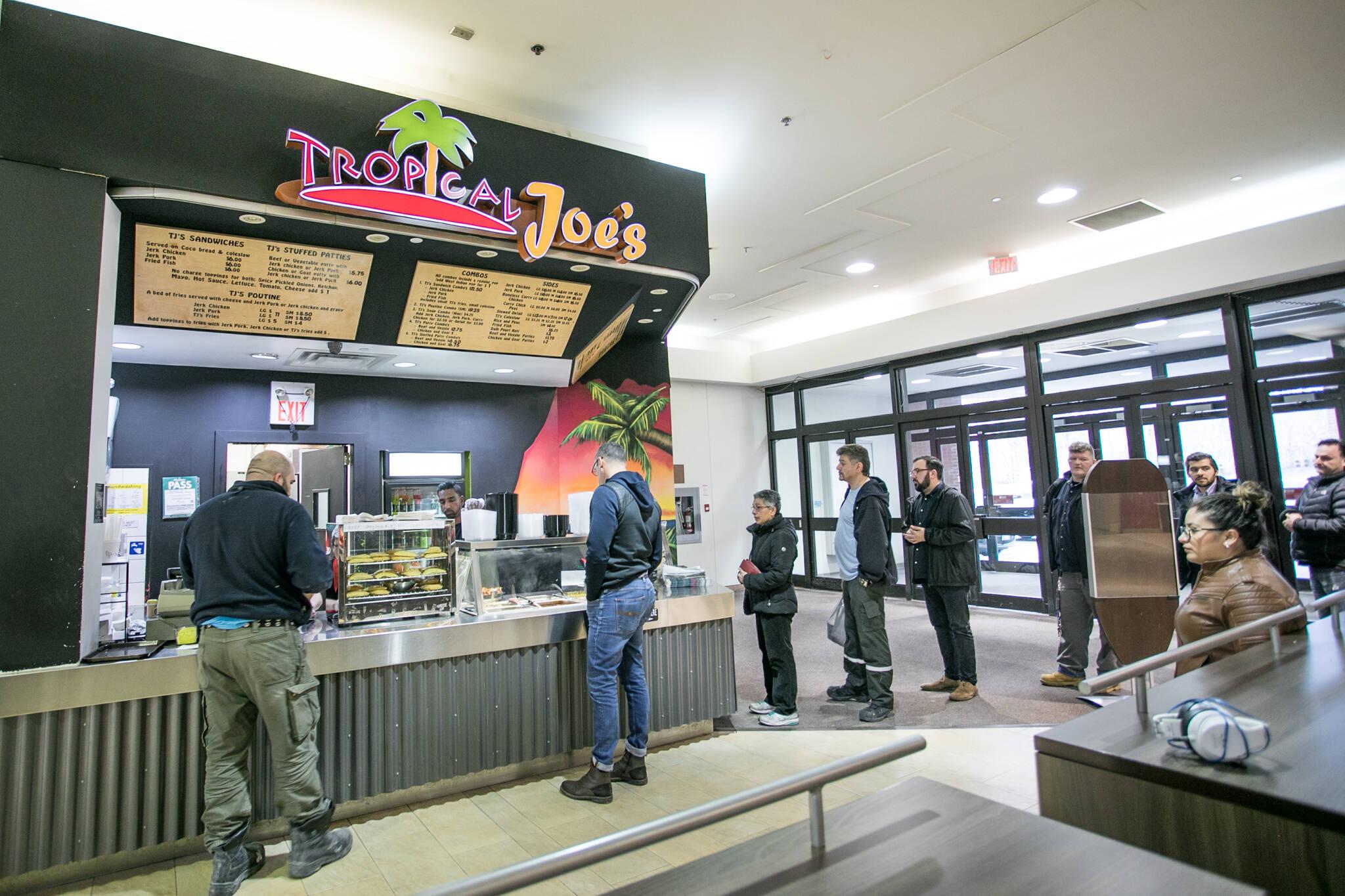 food courts toronto