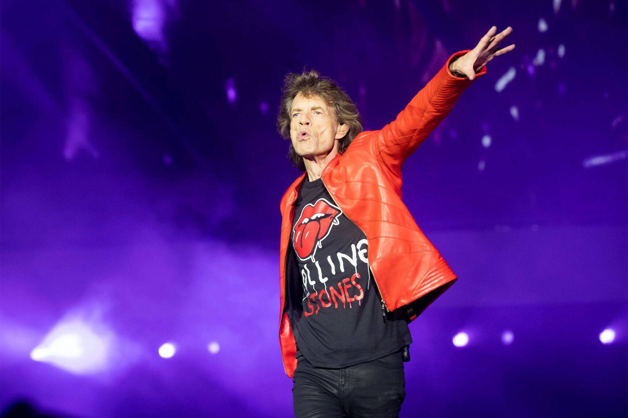 The Rolling Stones are coming to Toronto area on their world