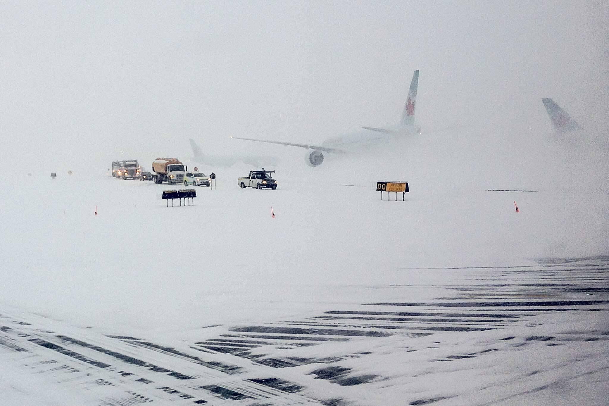 toronto flight cancellations