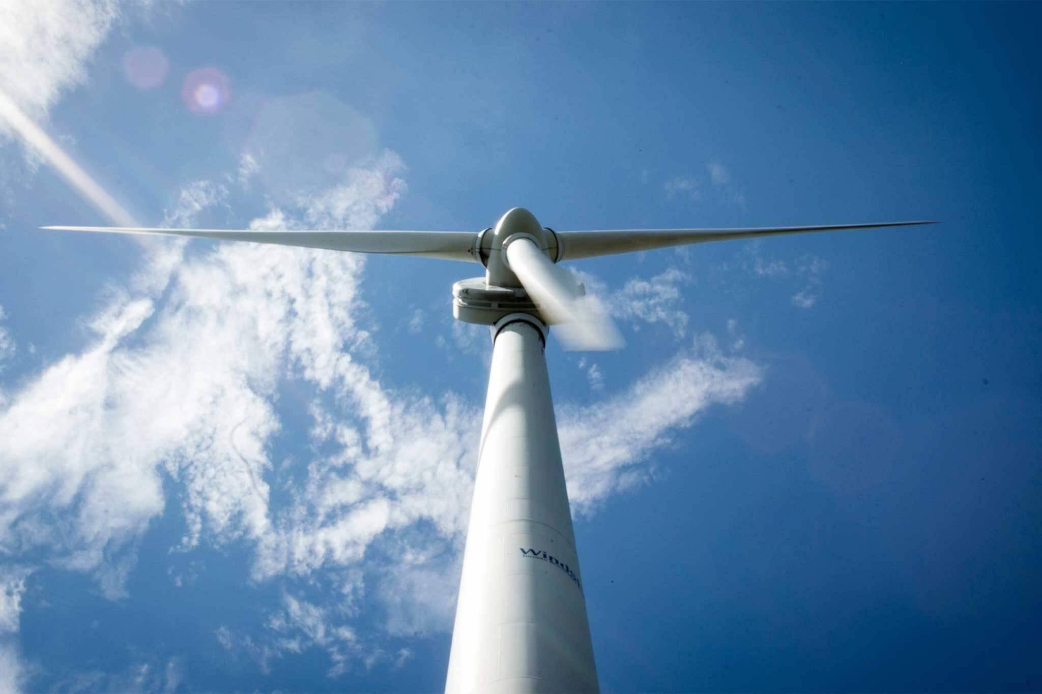 wind turbine toronto