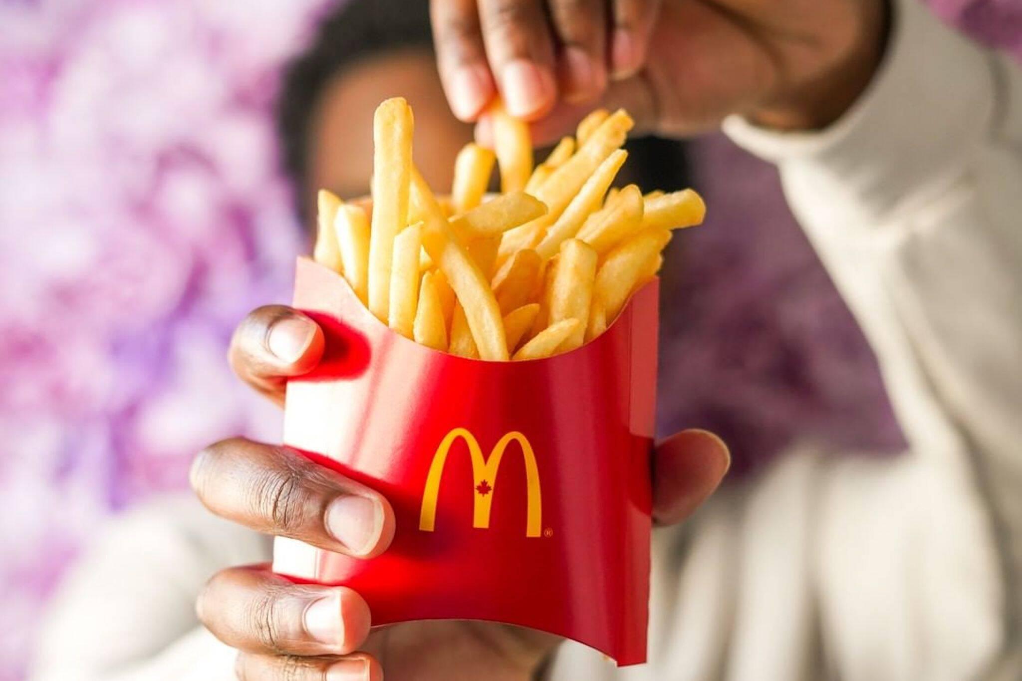 raptors free fries