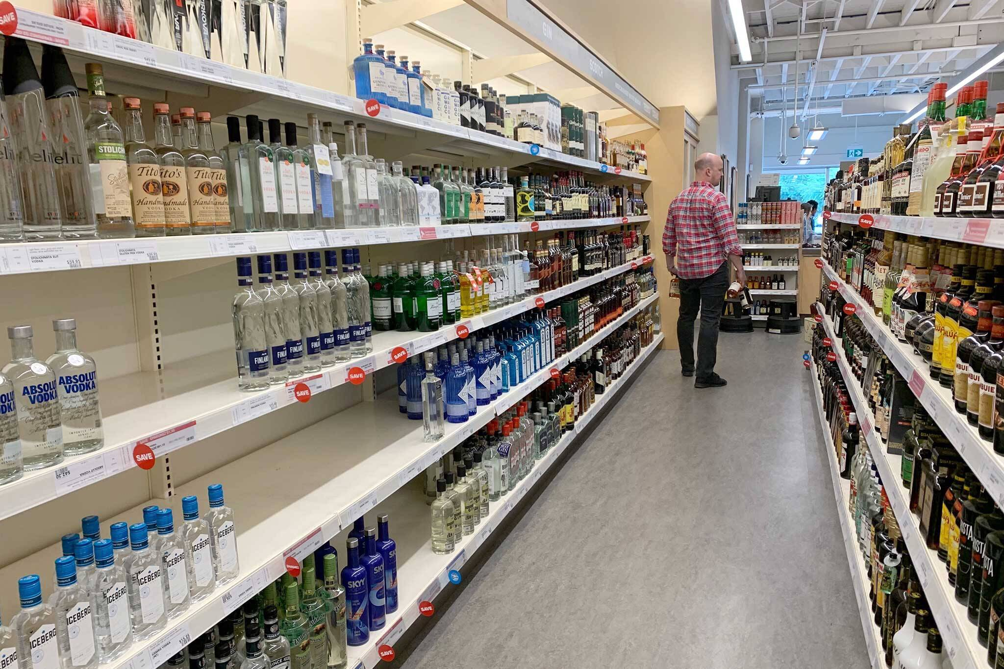 lcbo alcohol shortage