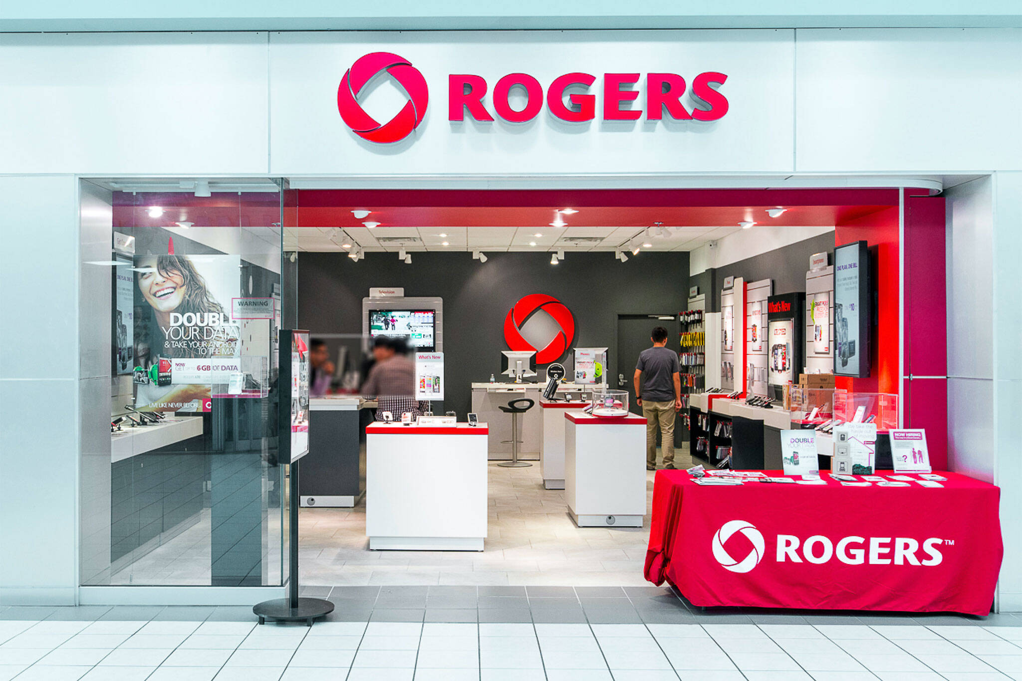 Rogers unlimited data plan