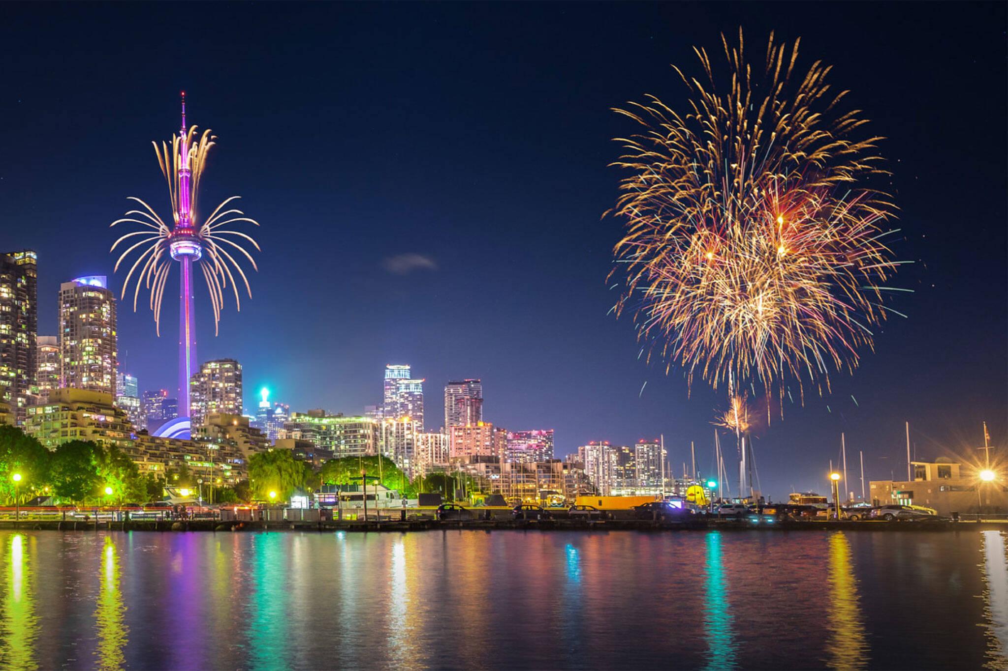 Canada Day Fireworks 2019