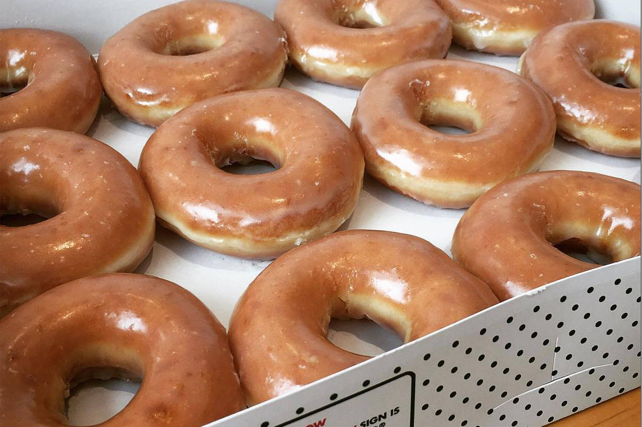 Krispy Kreme Toronto