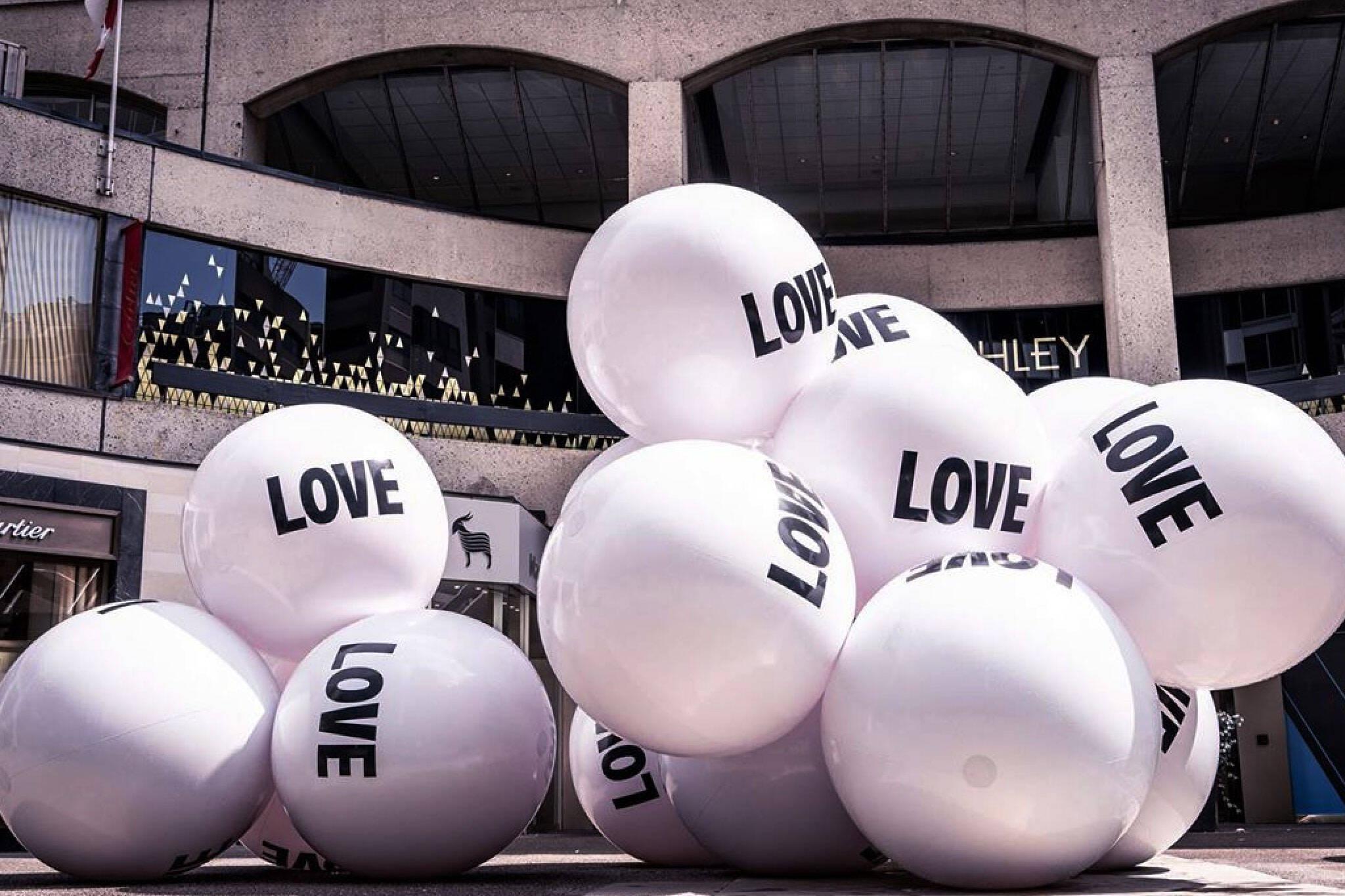 big love ball toronto