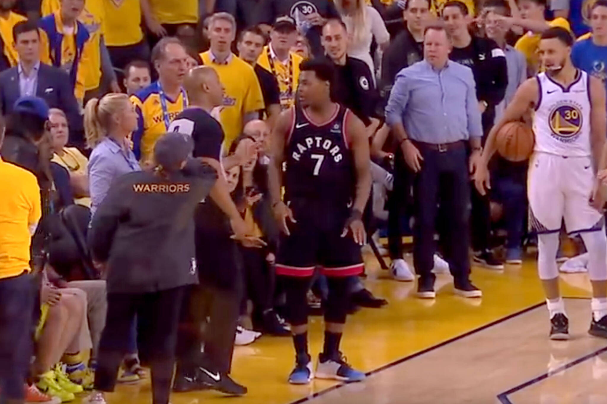 lowry pushed