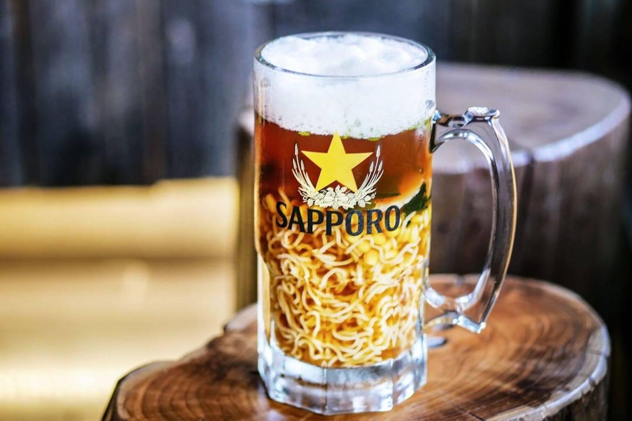 beer ramen toronto