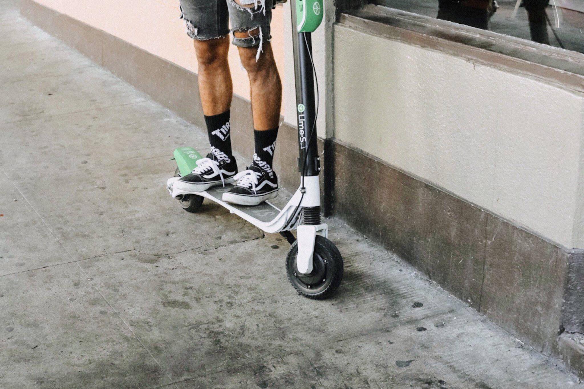 e scooter toronto