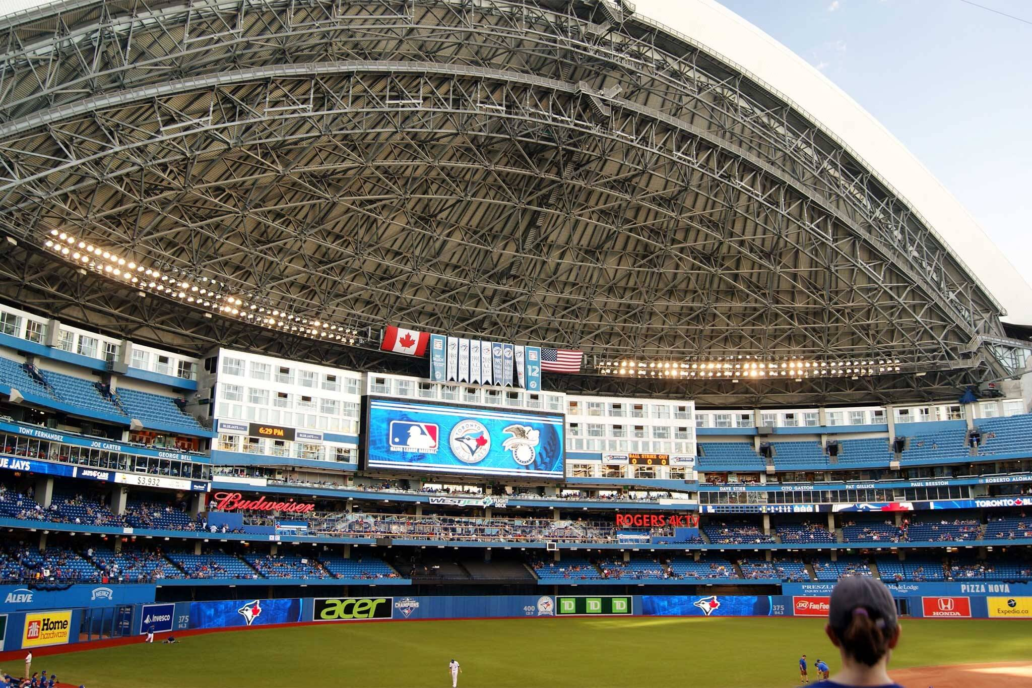 Plans To Redevelop The Rogers Centre In Toronto Gain Traction