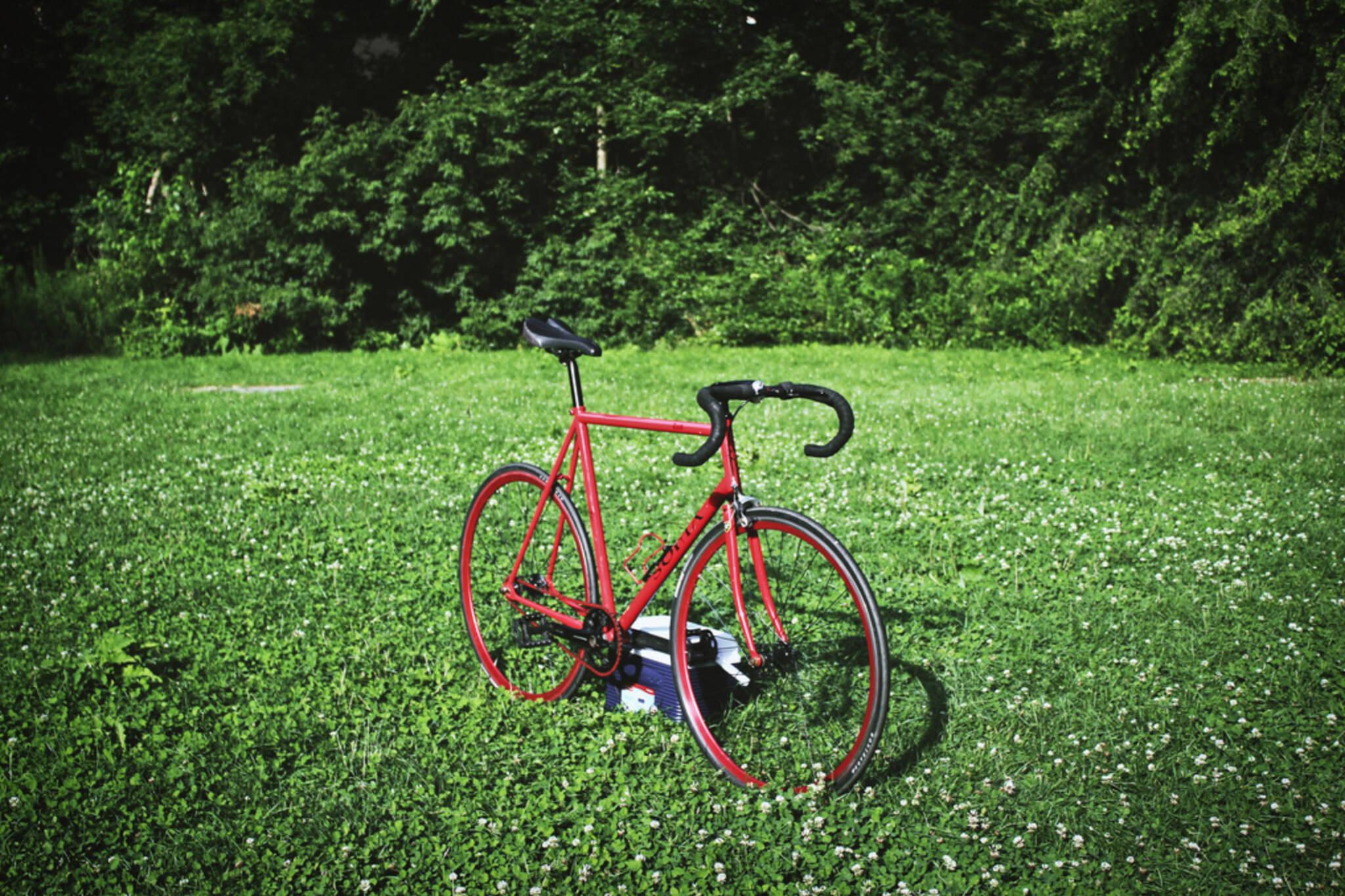 bike parks toronto
