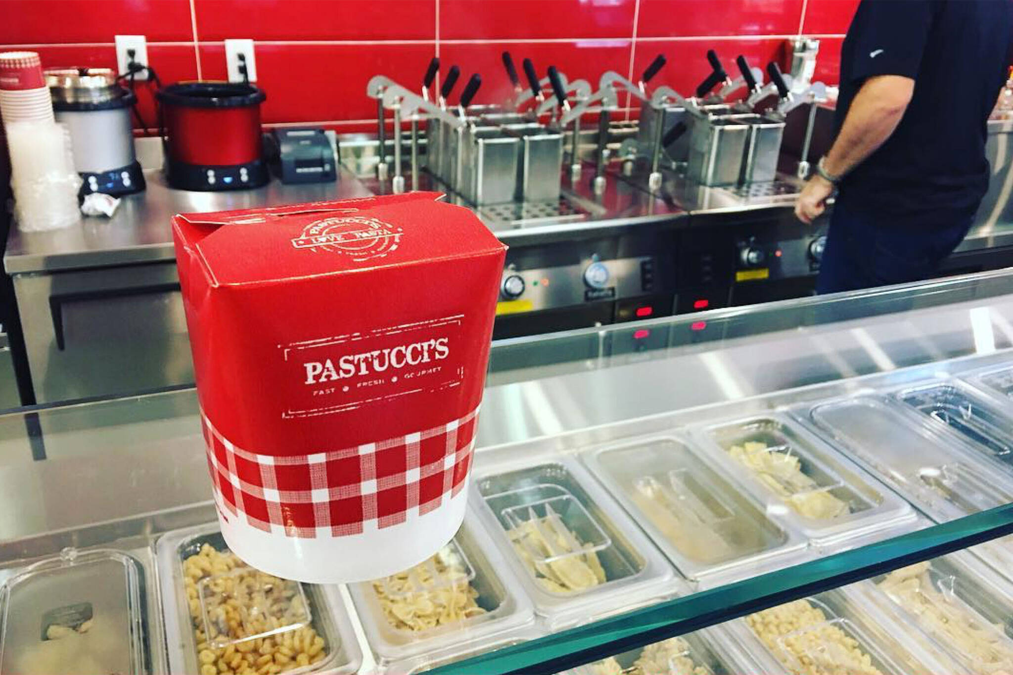 pasta in box toronto