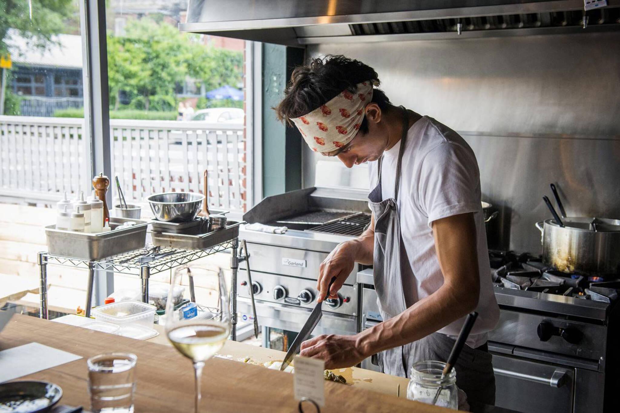 Uber Toronto chef