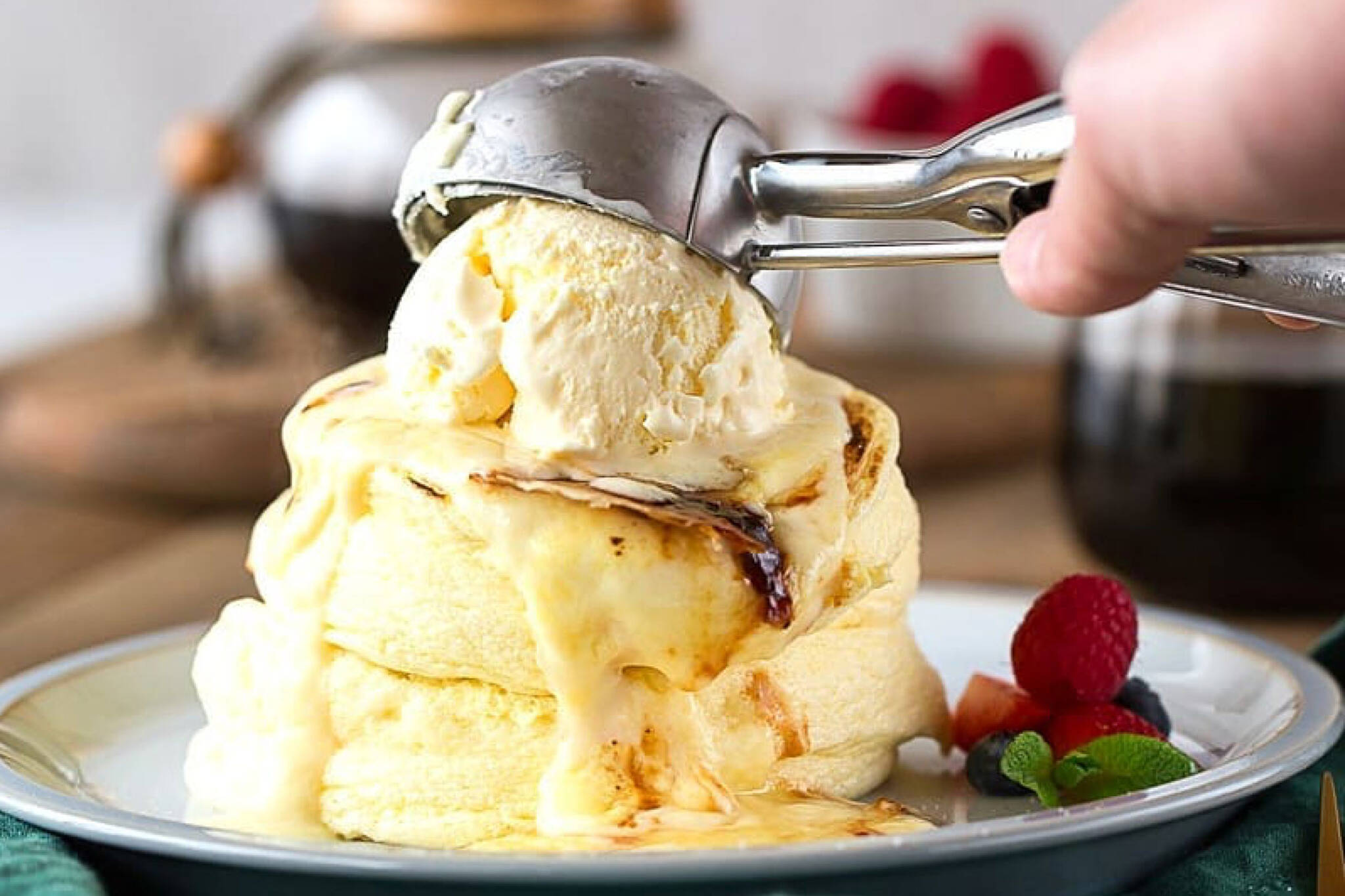 Toronto about to get influx of japanese souffle pancakes japanese souffle pancakes ccuart Choice Image