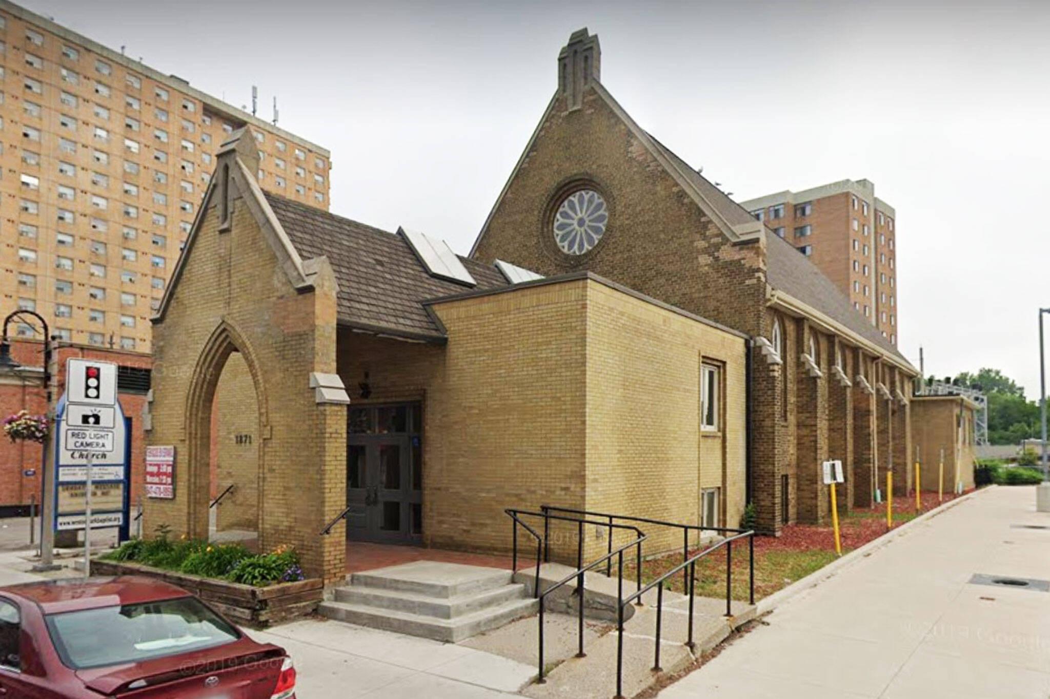 weston church toronto