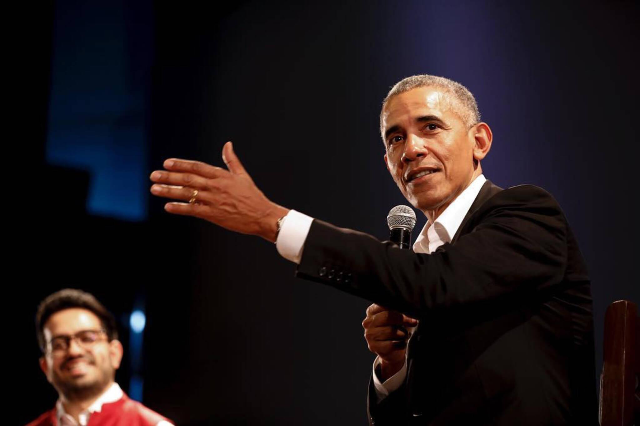 Barack Obama Toronto