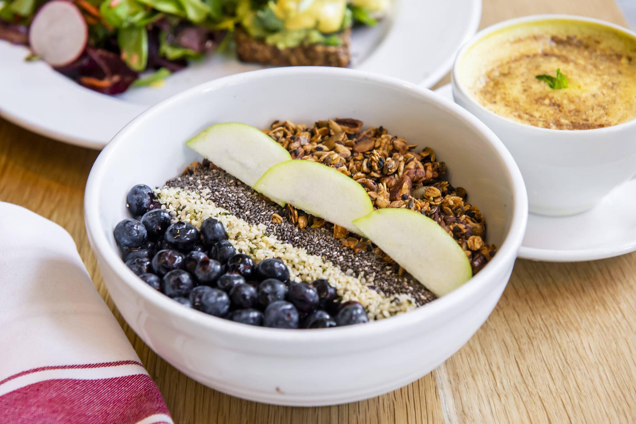vegan breakfast toronto