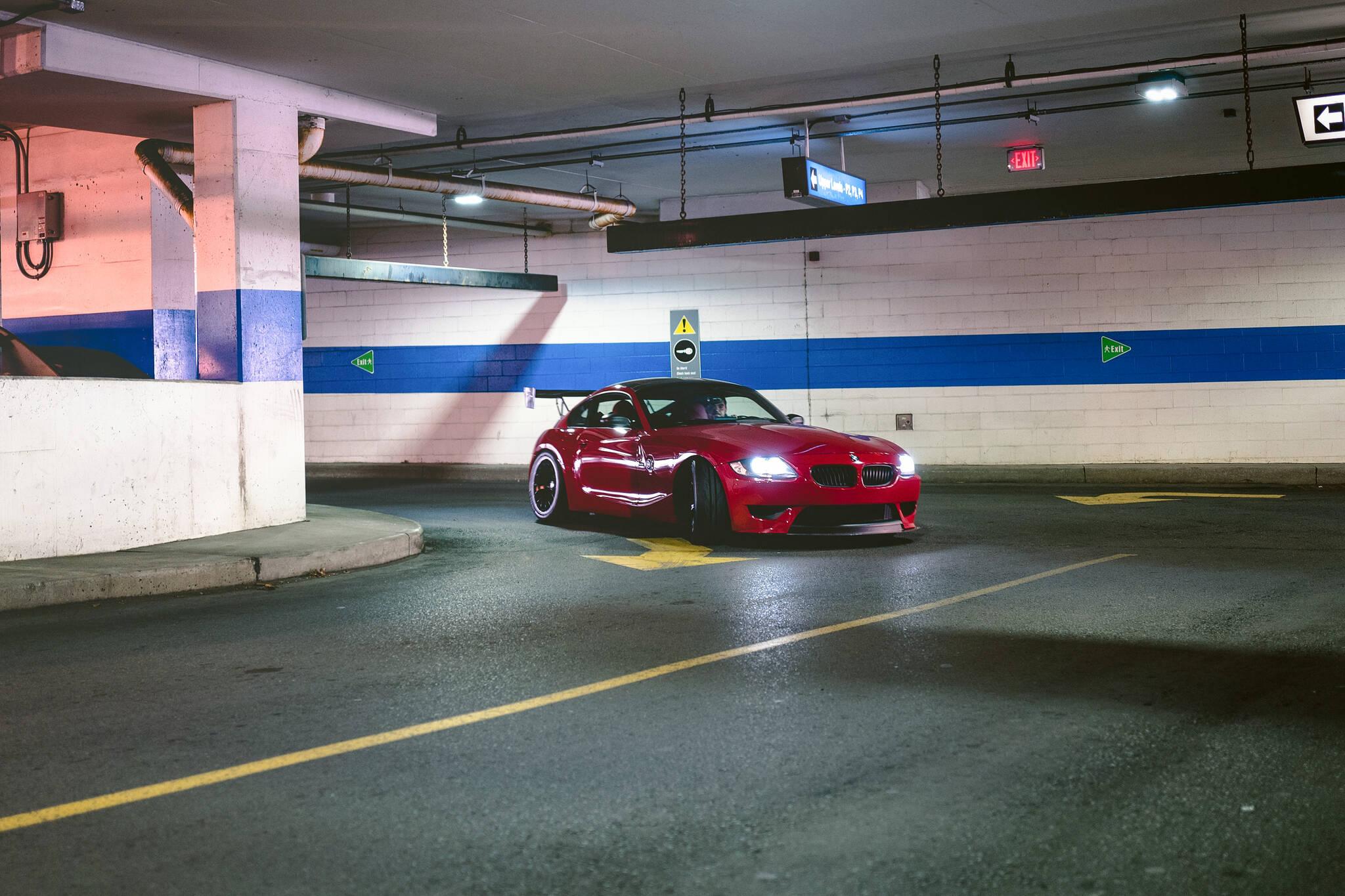 toronto parking spot