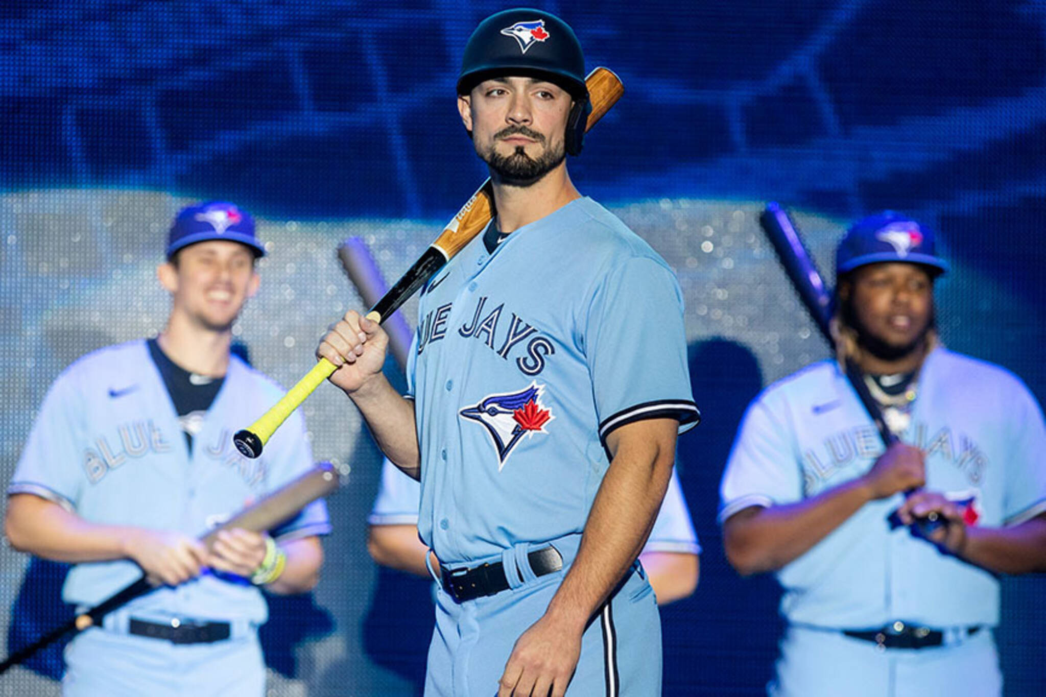 blue jays uniform toronto